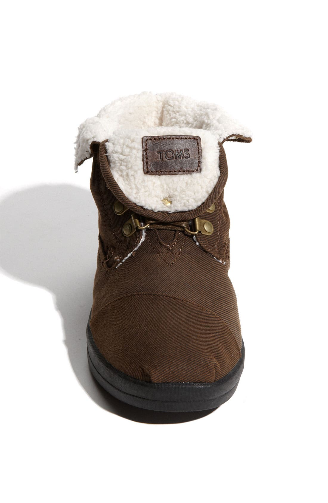 Alternate Image 3  - TOMS 'Highlands' Fleece Boot (Men)