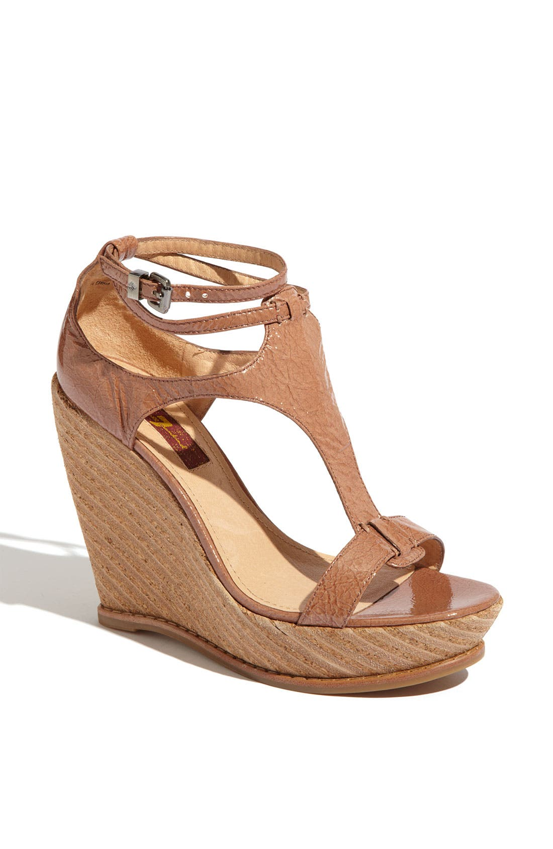 Alternate Image 1 Selected - 7 For All Mankind® 'Rayn' Wedge Sandal