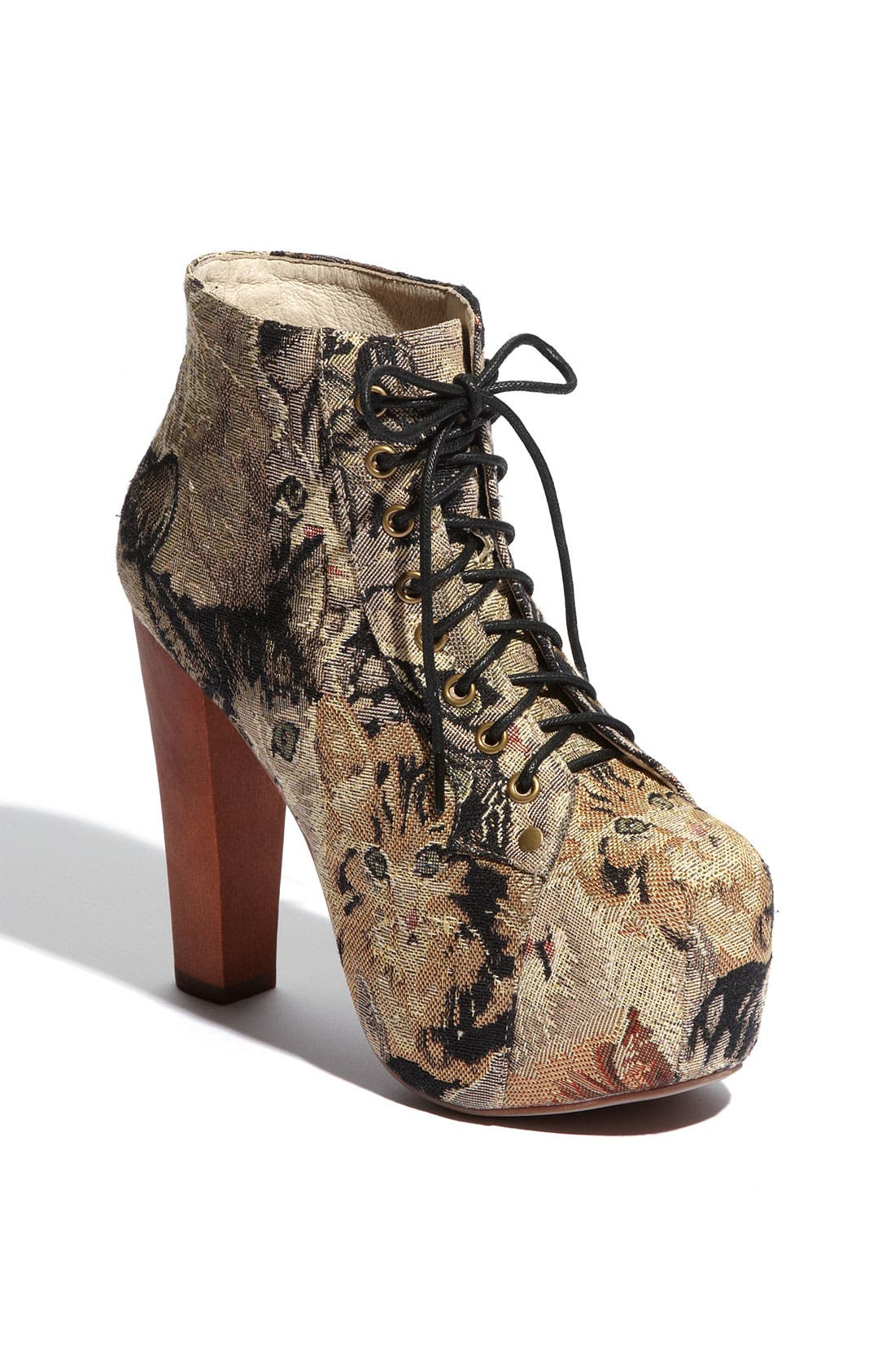 Alternate Image 1 Selected - Jeffrey Campbell 'Lita' Bootie