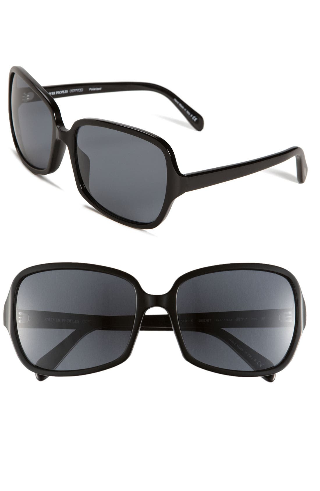 Main Image - Oliver Peoples 'Francisca' 59mm Retro Sunglasses