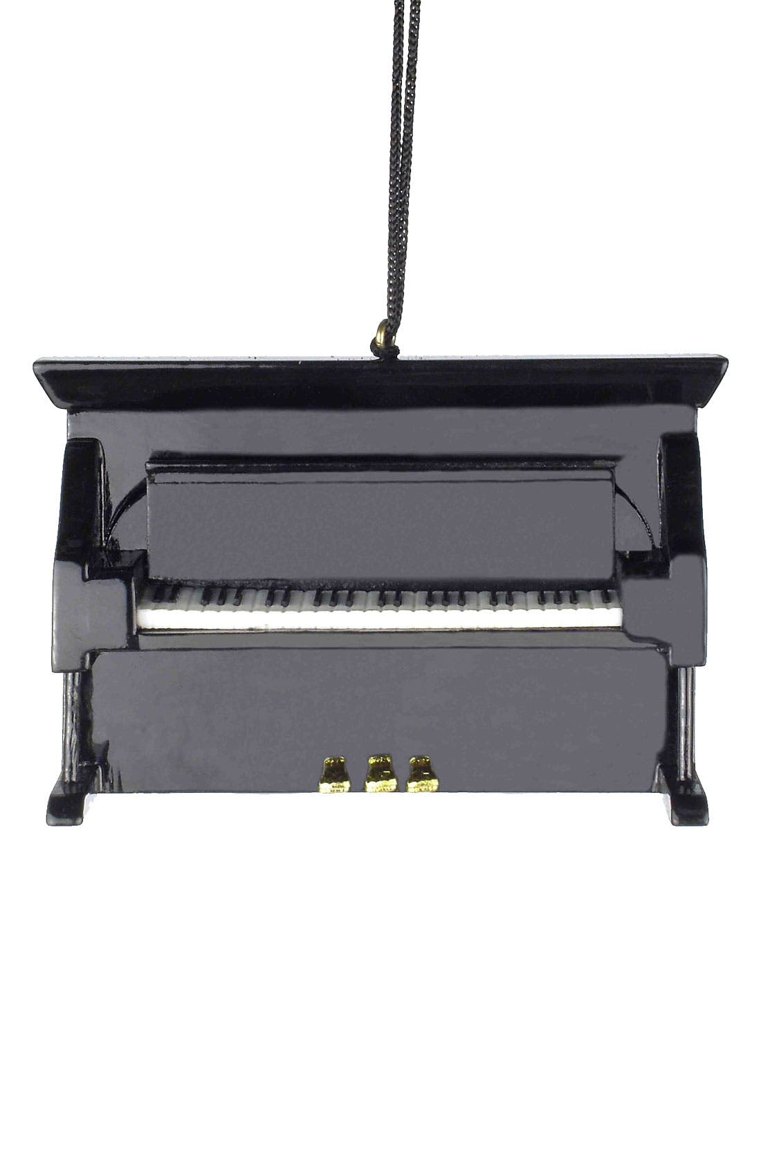 Alternate Image 1 Selected - Broadway Gifts 'Upright Piano' Ornament