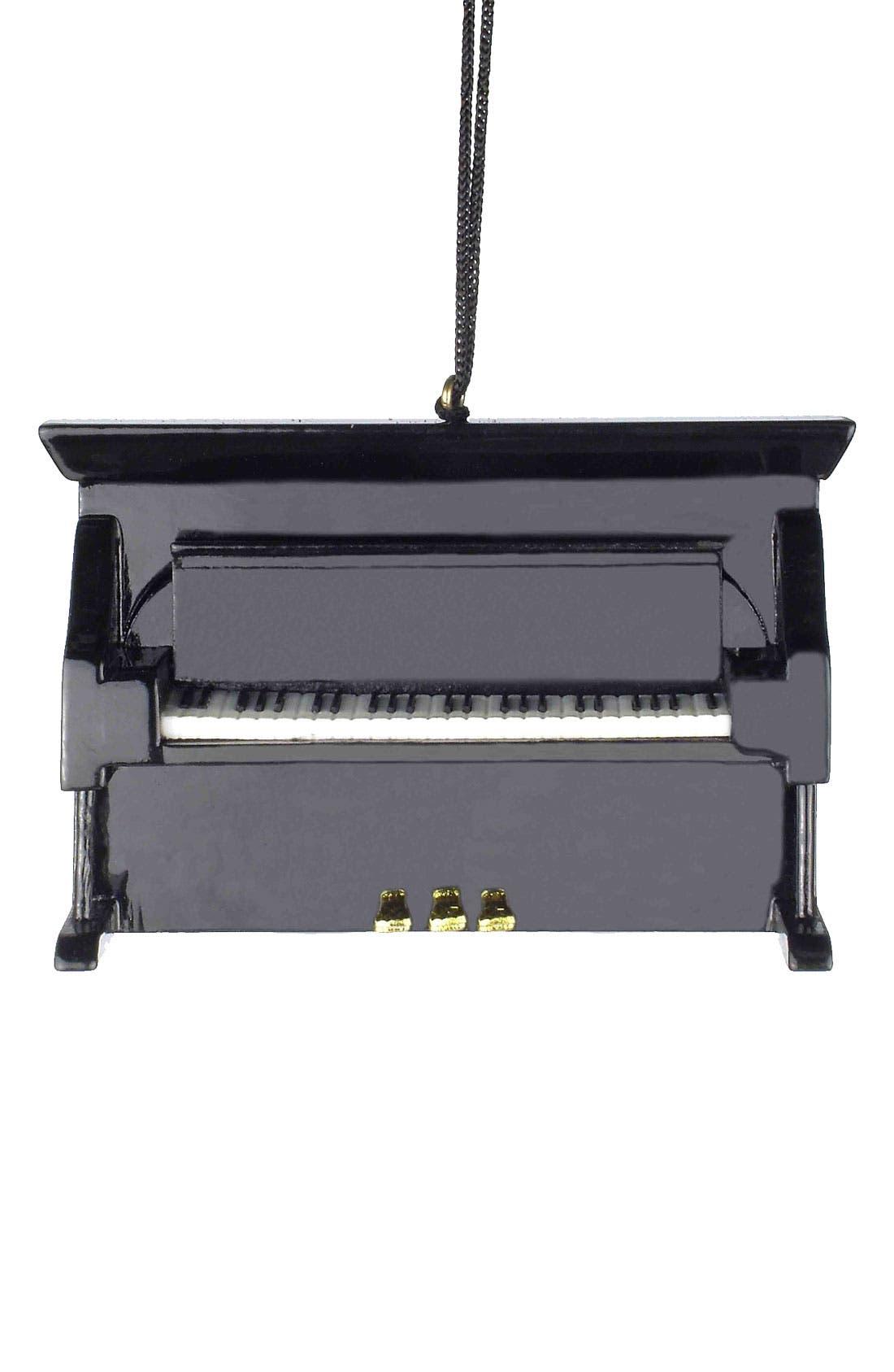 Main Image - Broadway Gifts 'Upright Piano' Ornament