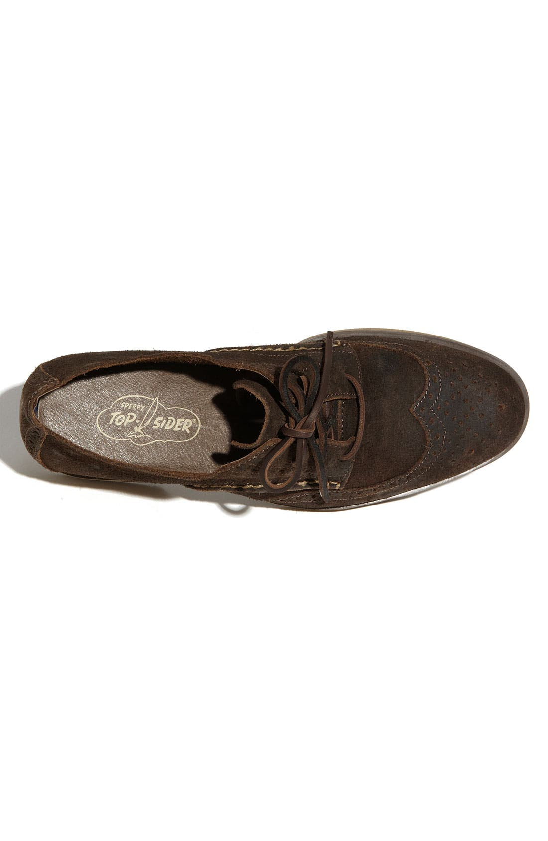 Alternate Image 3  - Sperry Top-Sider® 'Boat' Wingtip Oxford (Online Exclusive)