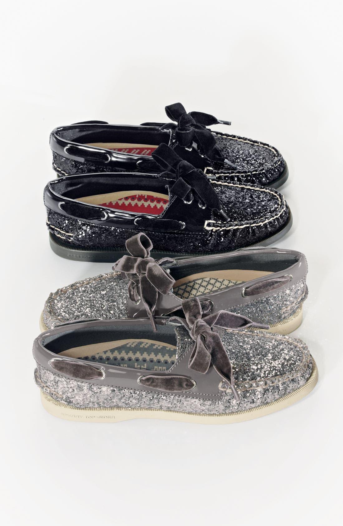 Alternate Image 2  - Sperry Top-Sider® 'Authentic Original Glitter' Boat Shoe