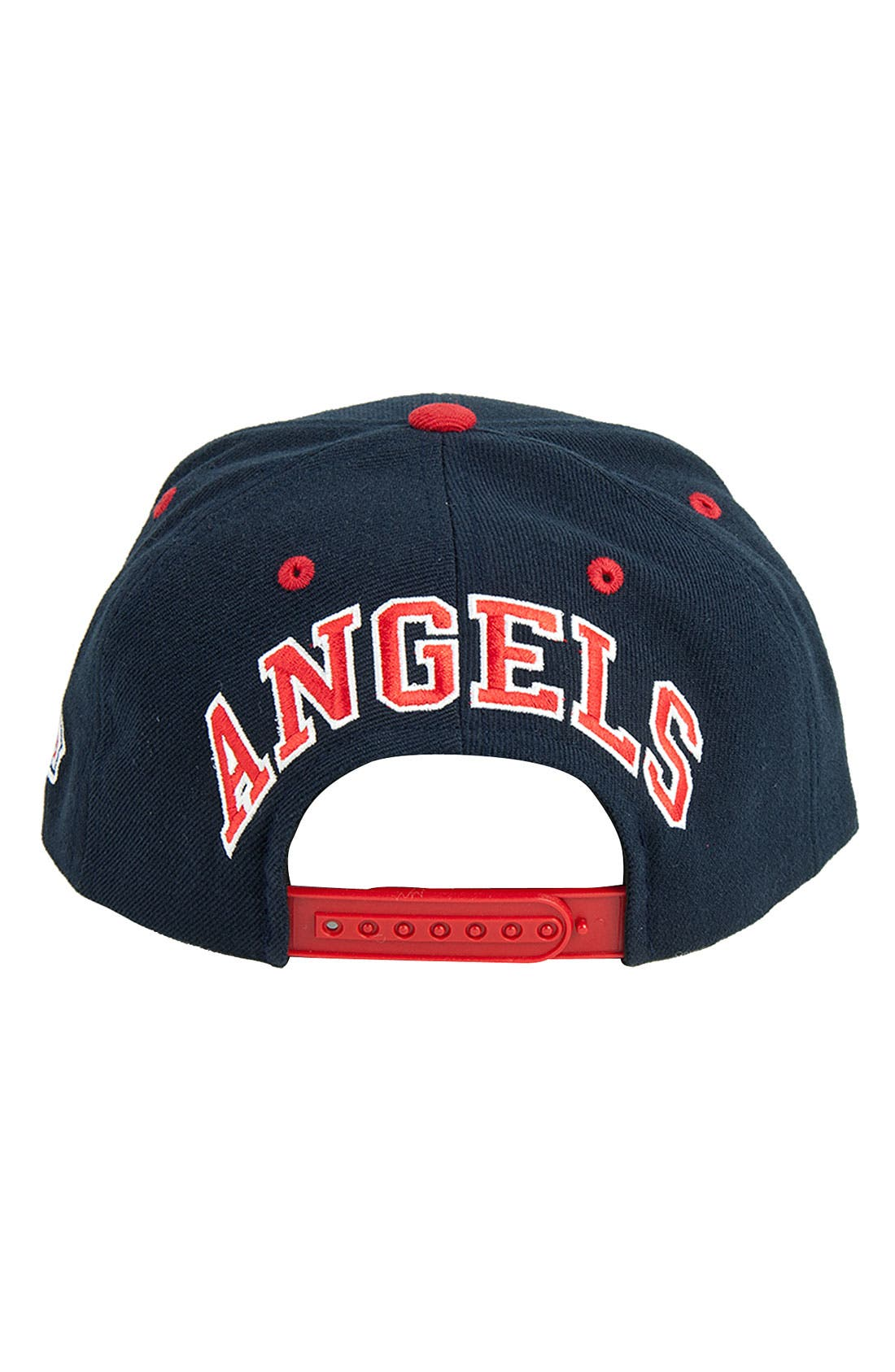 Alternate Image 2  - American Needle 'Blockhead Angels' Snapback Baseball Cap