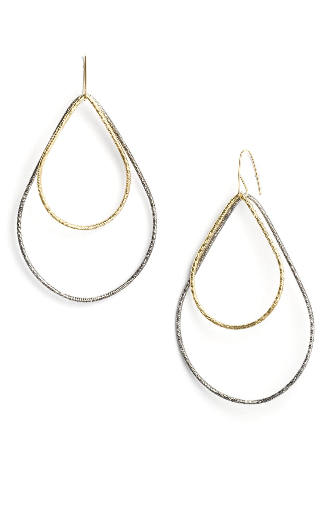 Alternate Image 1 Selected - Lana Jewelry Double Teardrop Earrings
