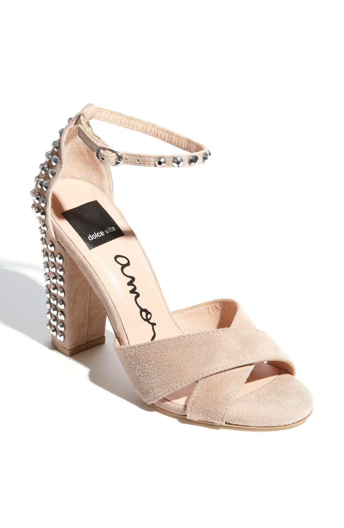 Alternate Image 1 Selected - Dolce Vita 'Kitz' Sandal