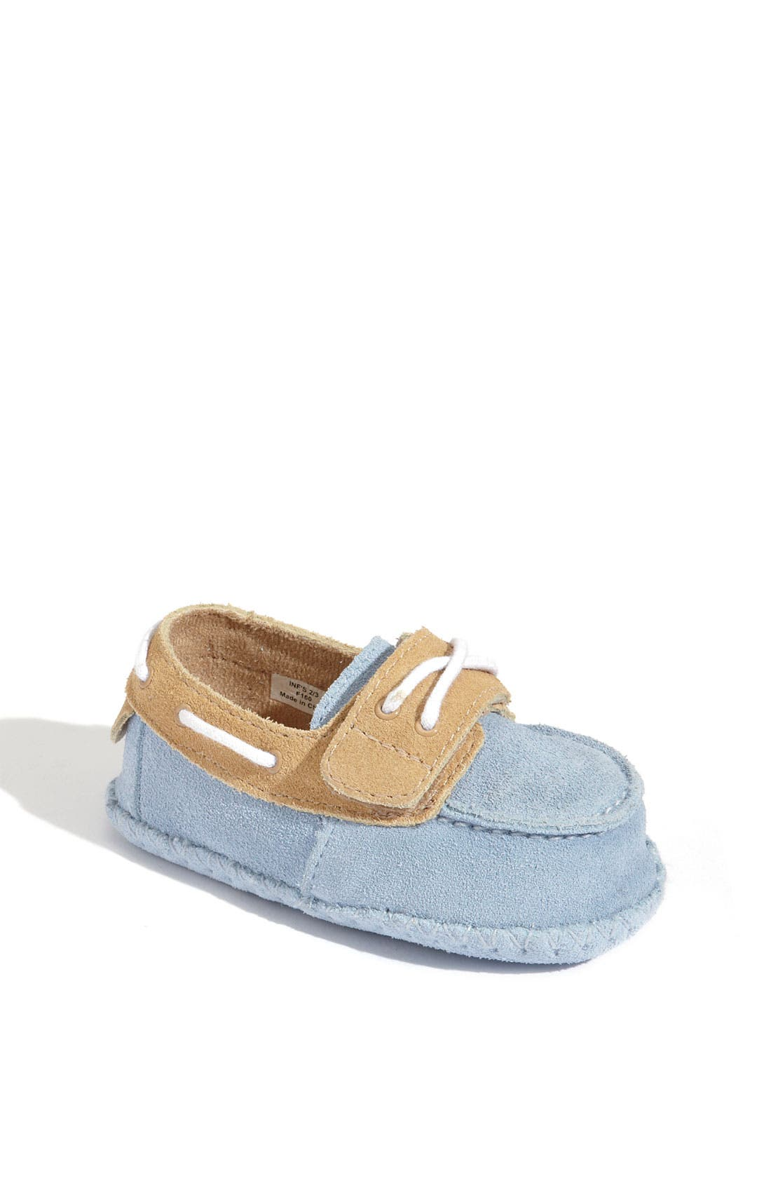Alternate Image 1 Selected - UGG® Australia 'Zach' Slip-On (Baby & Walker)