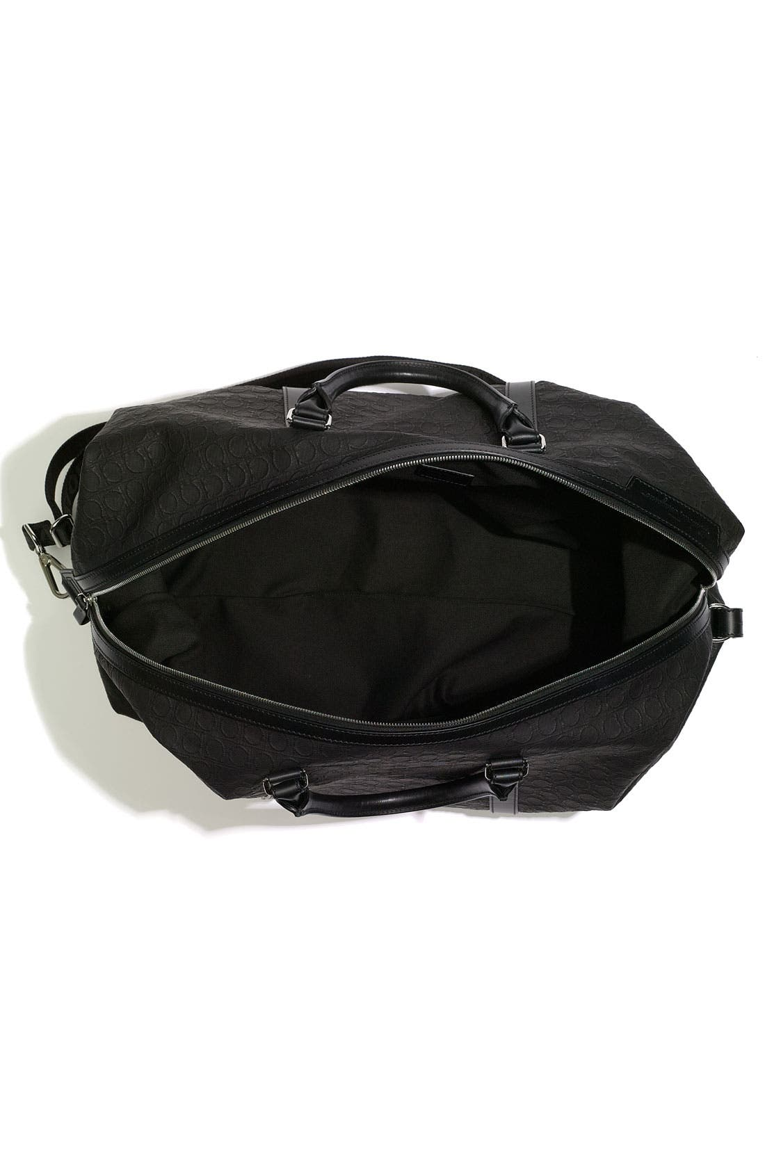 Alternate Image 3  - Salvatore Ferragamo 'Miami Borsone Morbido' Duffel
