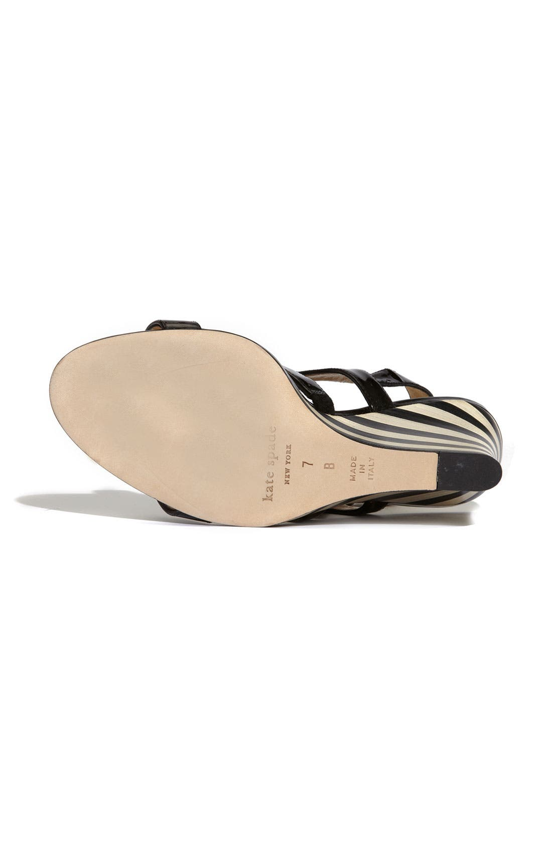 Alternate Image 4  - kate spade new york 'cindy' wedge