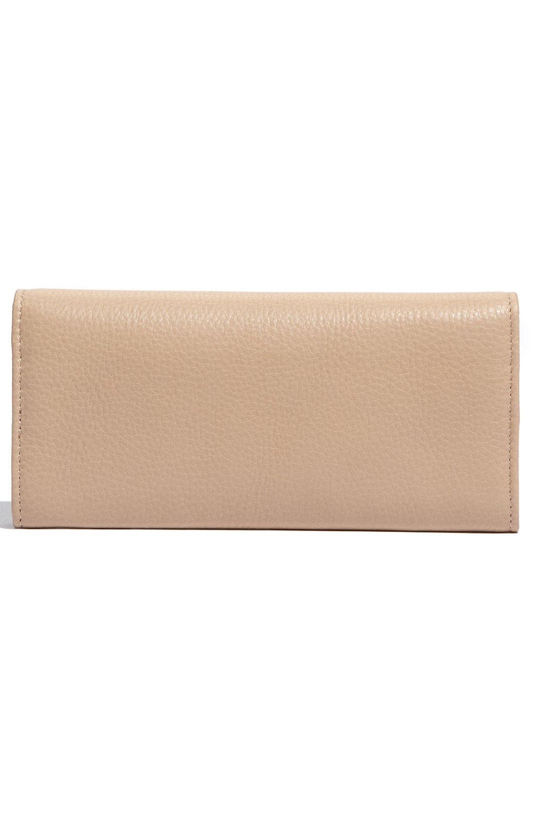 Alternate Image 4  - Jimmy Choo 'Reza' Calfskin Leather Wallet