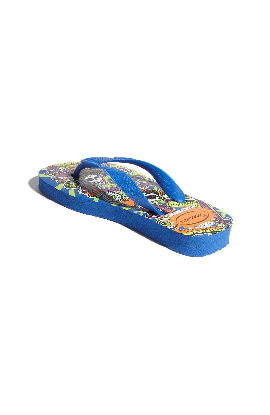 Alternate Image 2  - Havaianas 'Skate' Sandal (Toddler & Little Kid)