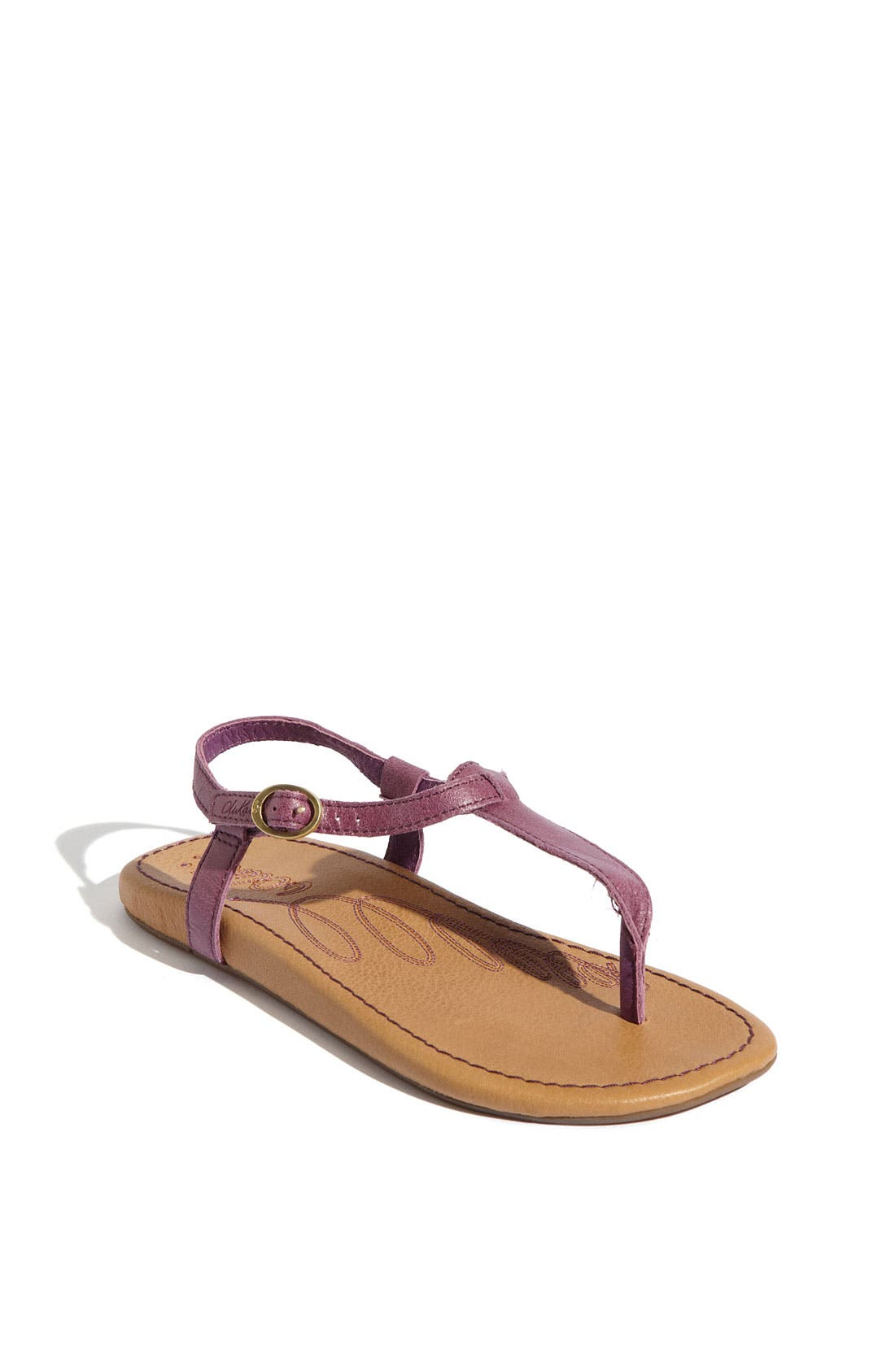 Alternate Image 1 Selected - OluKai 'Anela' Sandal (Toddler, Little Kid & Big Kid)