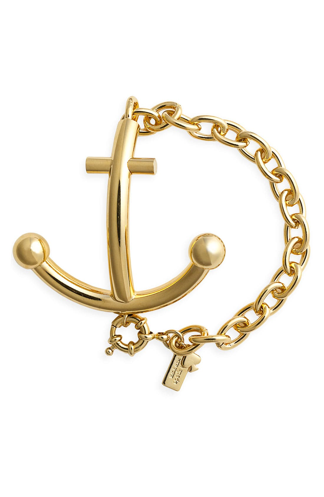 Alternate Image 1 Selected - kate spade new york 'anchors away' bracelet