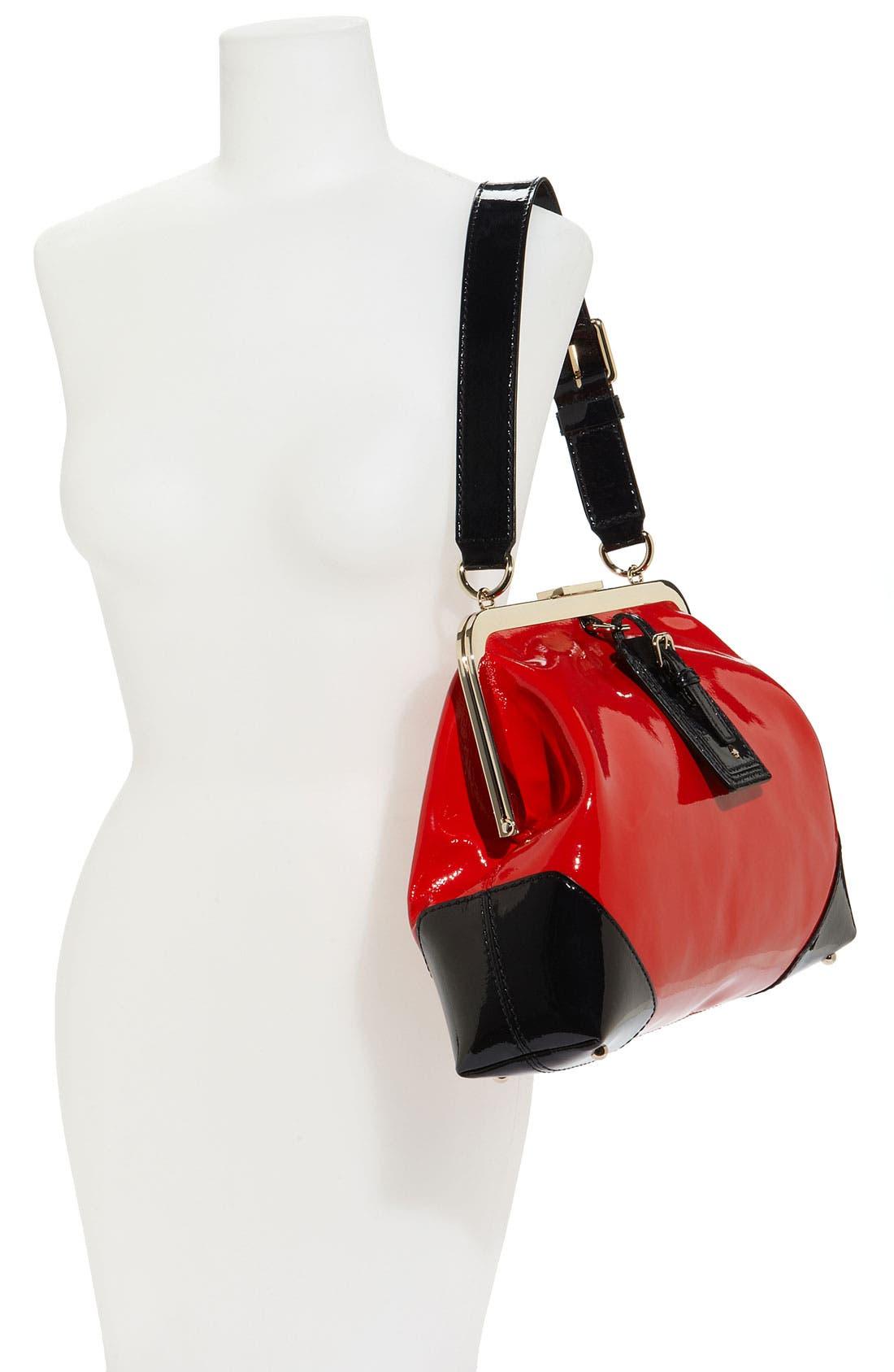 Alternate Image 2  - kate spade new york 'barclay street - parker' patent leather shoulder bag