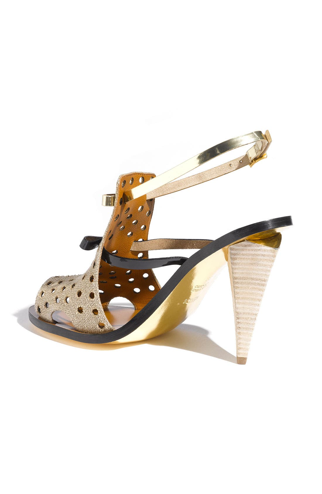 Alternate Image 2  - Fendi Double Bow Sandal