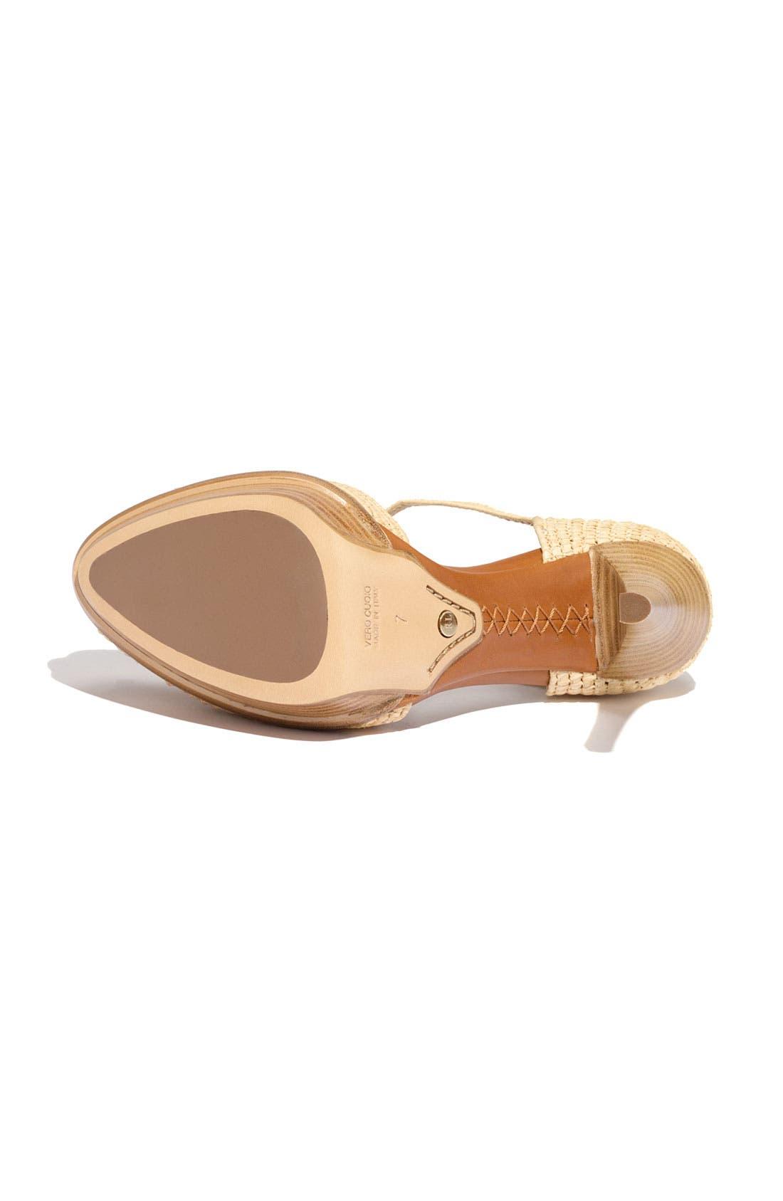 Alternate Image 4  - Ralph Lauren Collection 'Jedina' Sandal