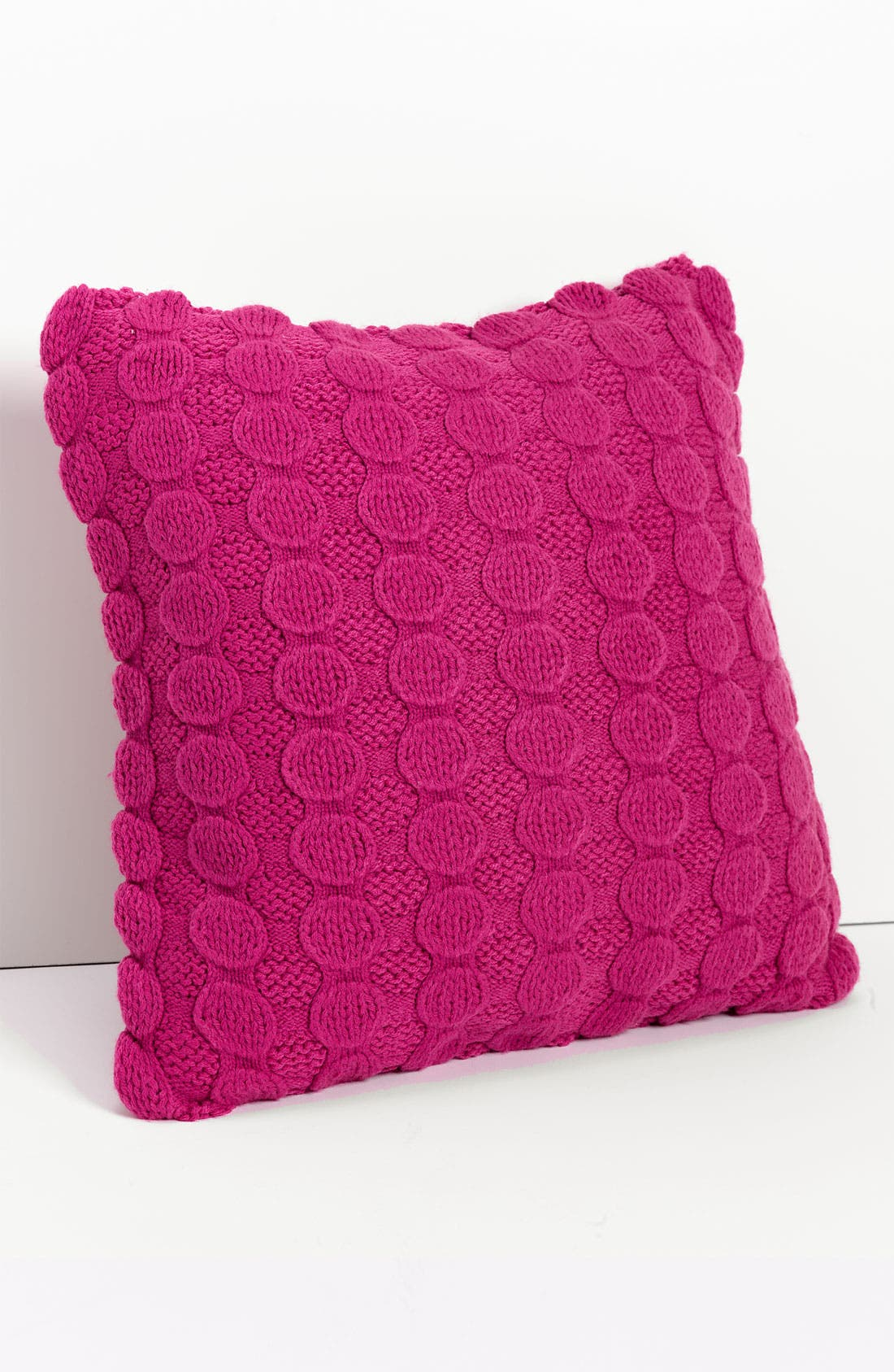 Alternate Image 1 Selected - Nordstrom at Home 'Bubble Wrap' Knit Pillow