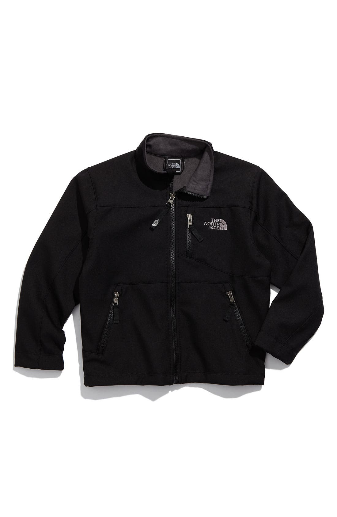 Main Image - The North Face 'Apex Bionic' Jacket (Little Boys)