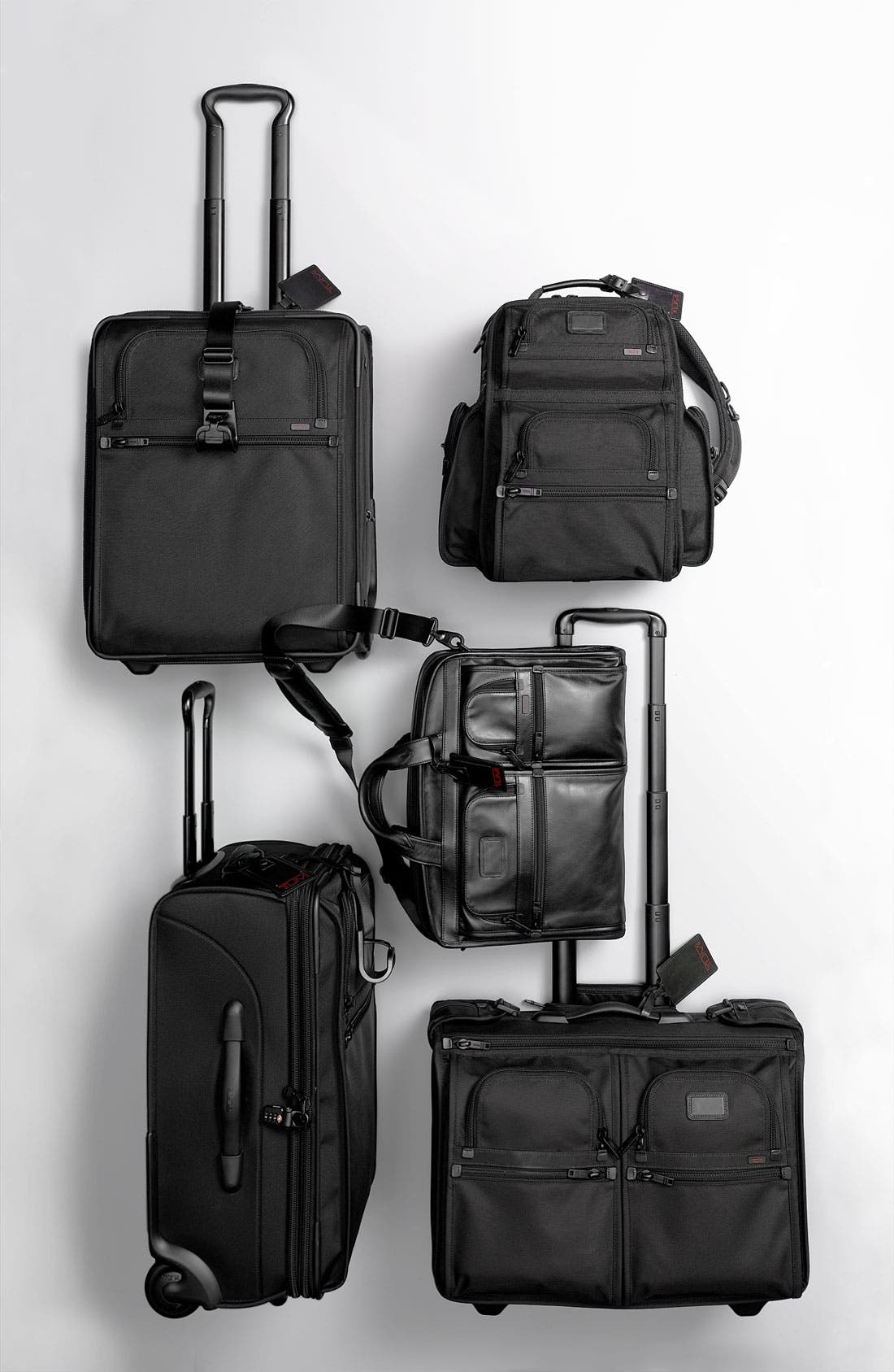 Alternate Image 2  - Tumi 'Alpha' Frequent Traveler Zippered Expandable Carry-On