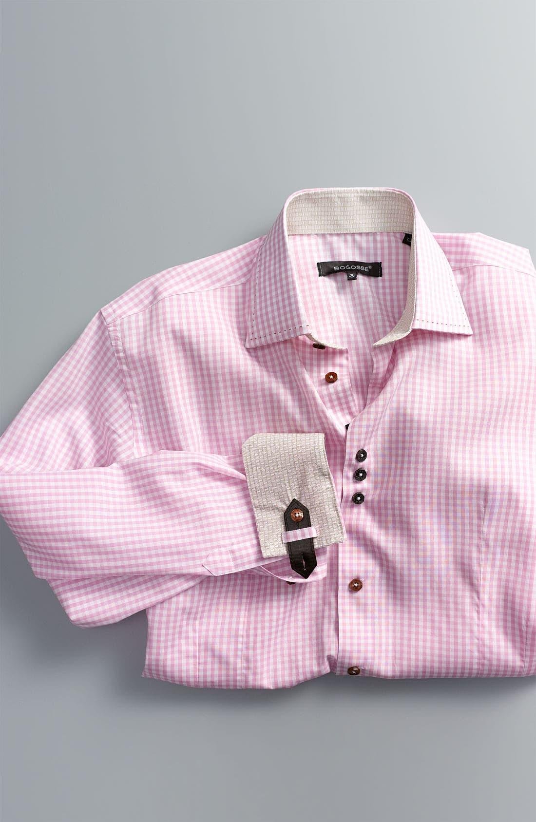 Alternate Image 4  - Bogosse 'JB 46' Sport Shirt