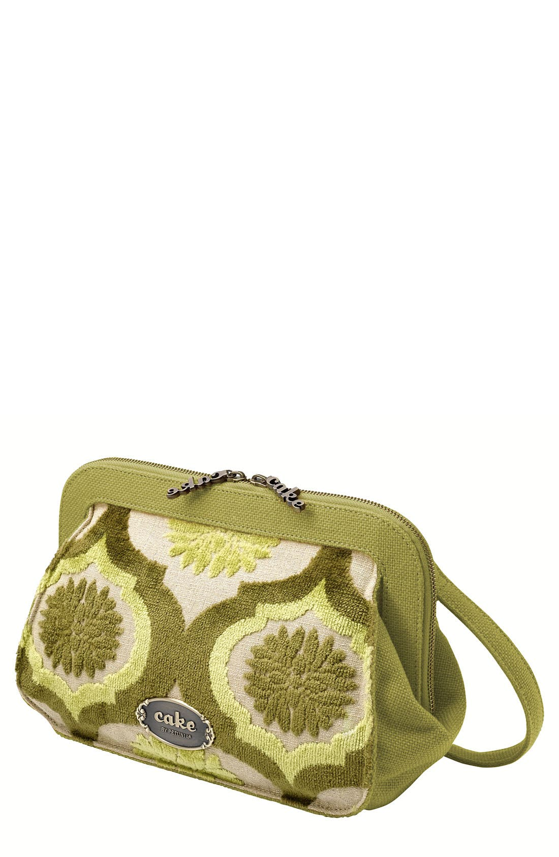 Alternate Image 1 Selected - Petunia Pickle Bottom 'Cameo - Cake' Clutch
