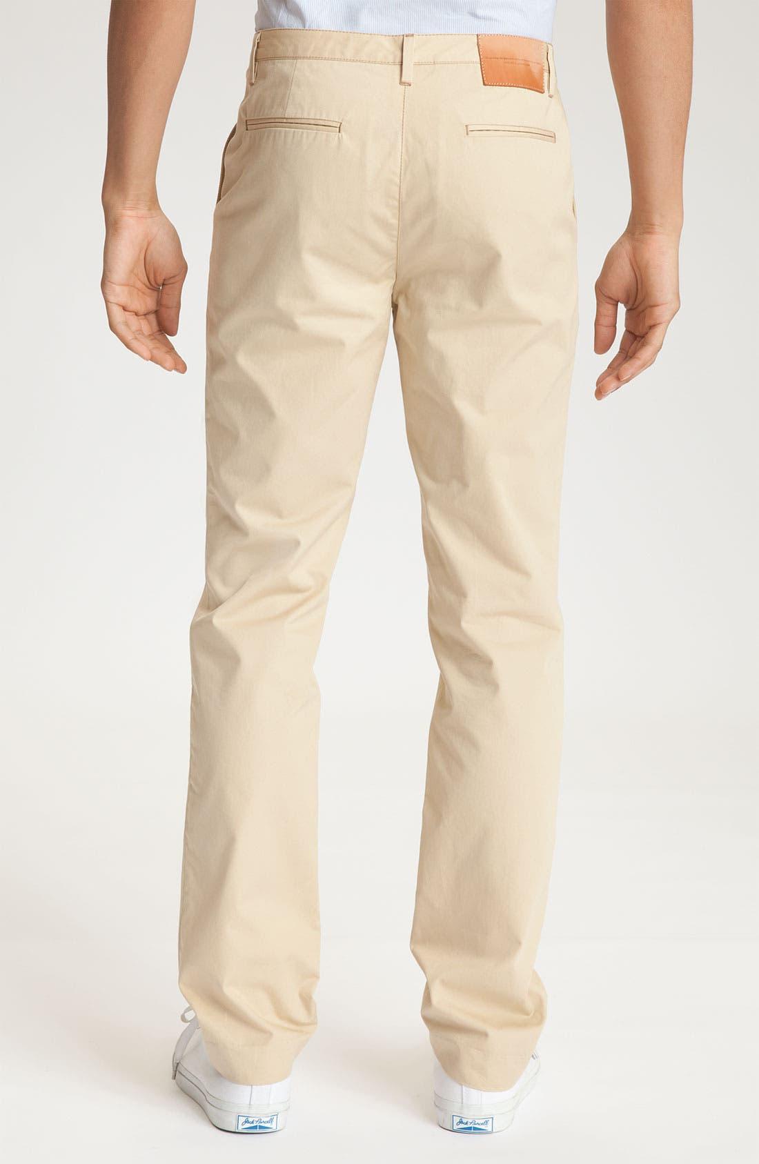 Alternate Image 2  - Shipley & Halmos 'Belmont' Slim Pants