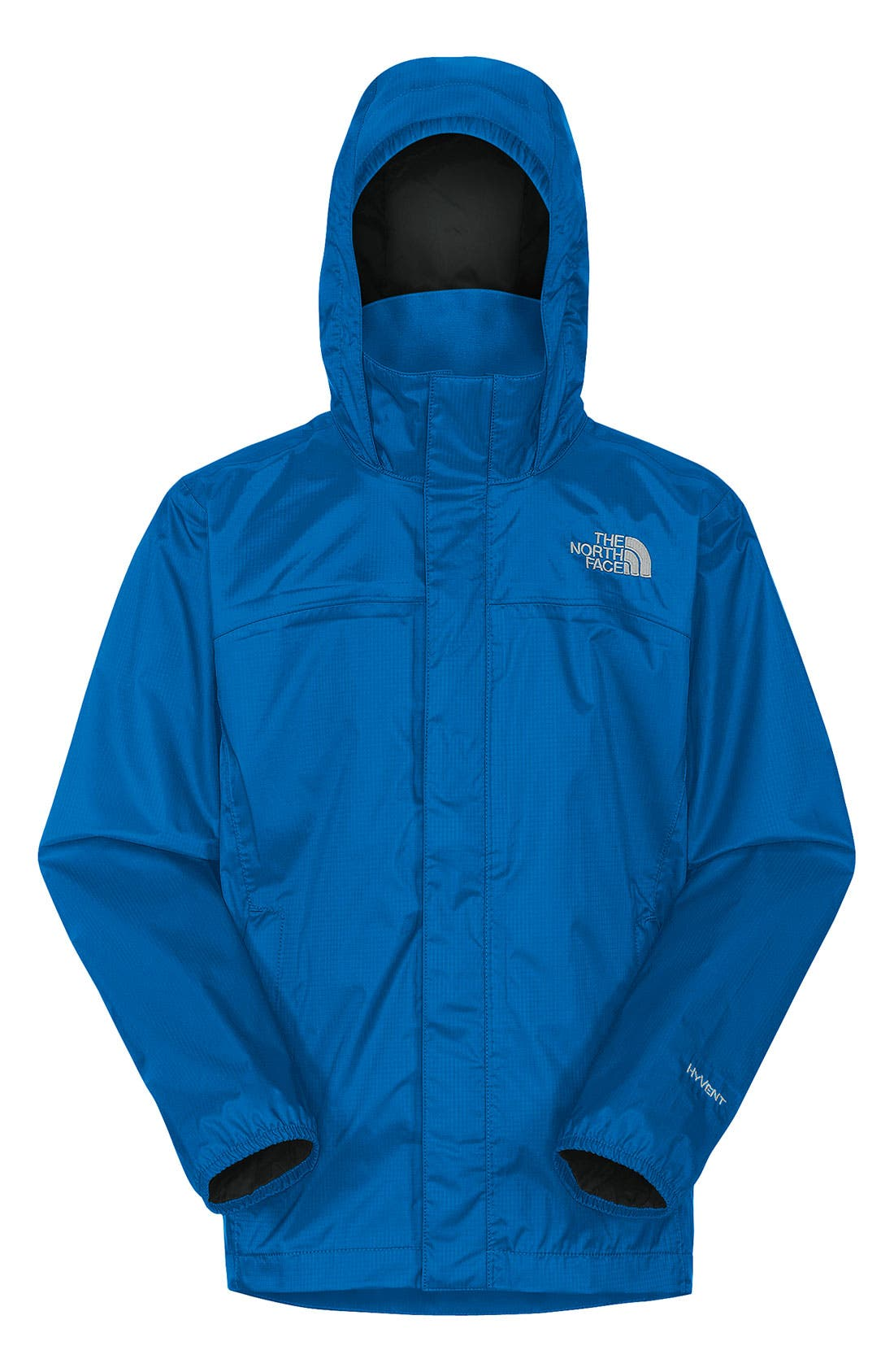 'Resolve' Waterproof Jacket,                         Main,                         color, Athens Blue