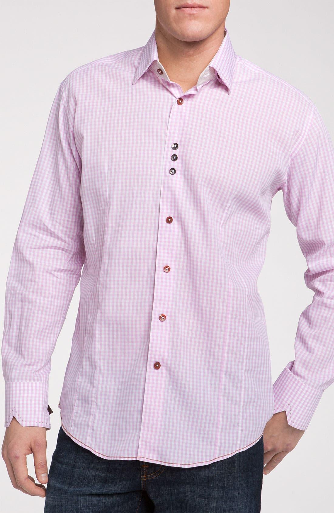 Alternate Image 1 Selected - Bogosse 'JB 46' Sport Shirt