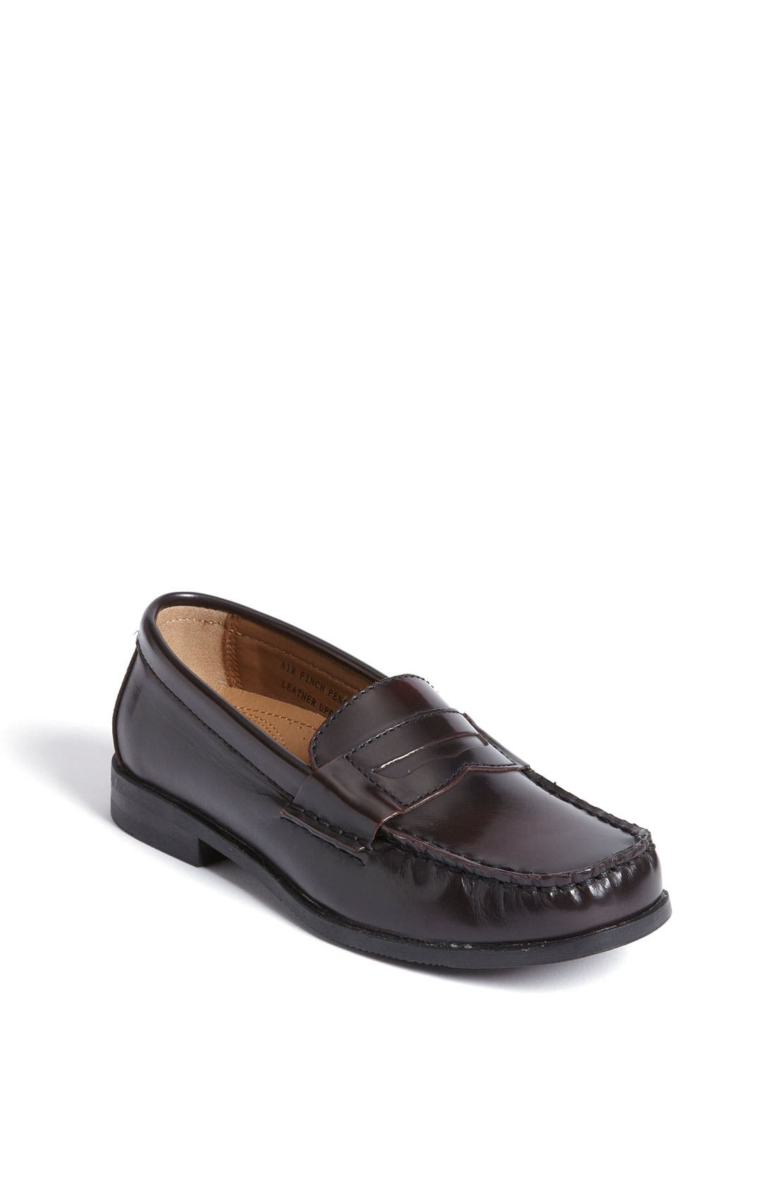 Alternate Image 1 Selected - Cole Haan 'Air Pinch' Penny Loafer (Toddler, Little Kid & Big Kid)