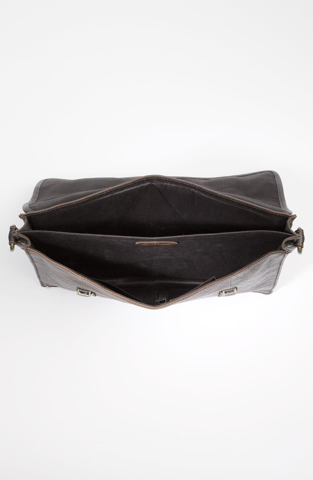 Alternate Image 3  - Fossil 'Estate' Leather Portfolio Briefcase
