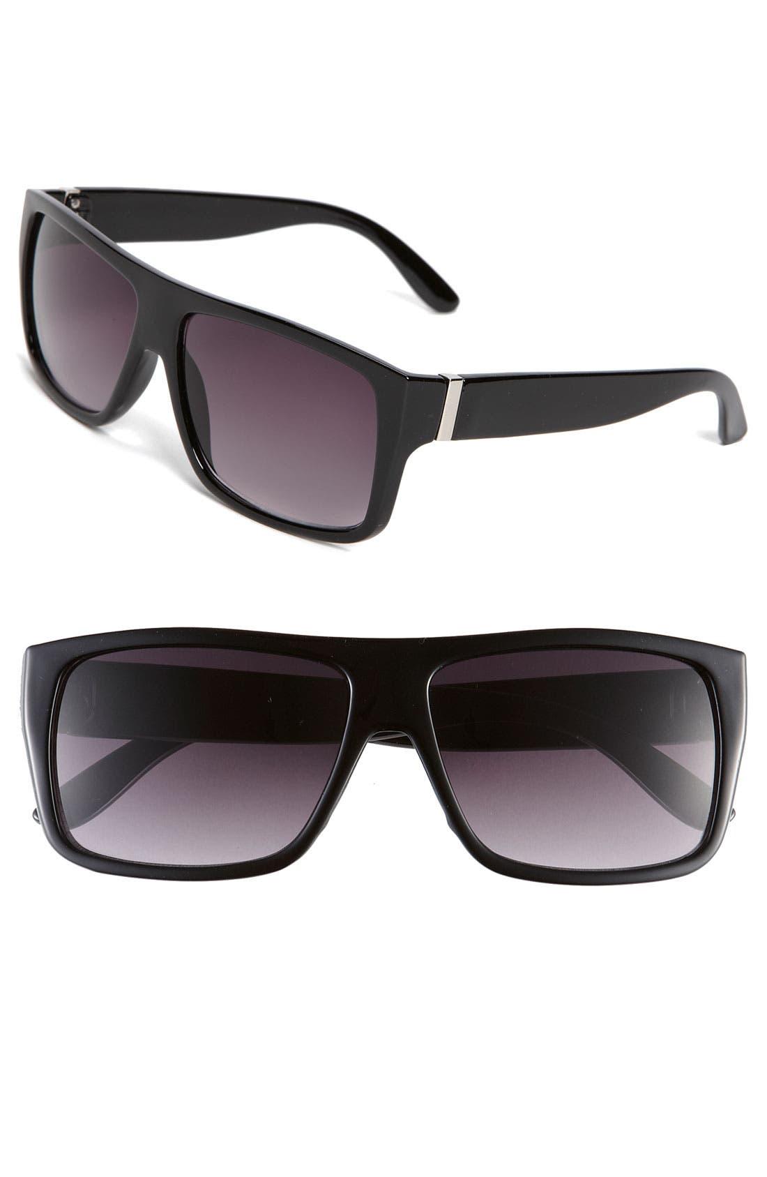 Main Image - KW 'Stunna' 60mm Sunglasses
