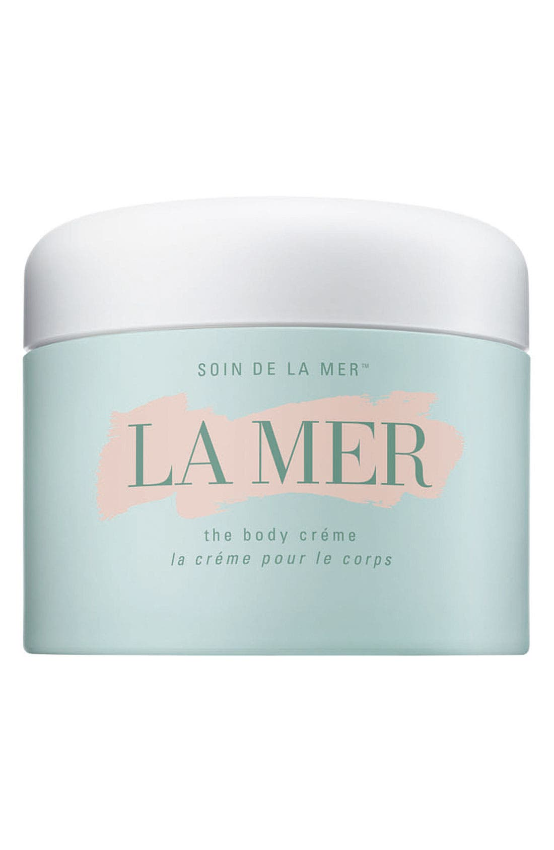 La Mer The Body Crème Jar