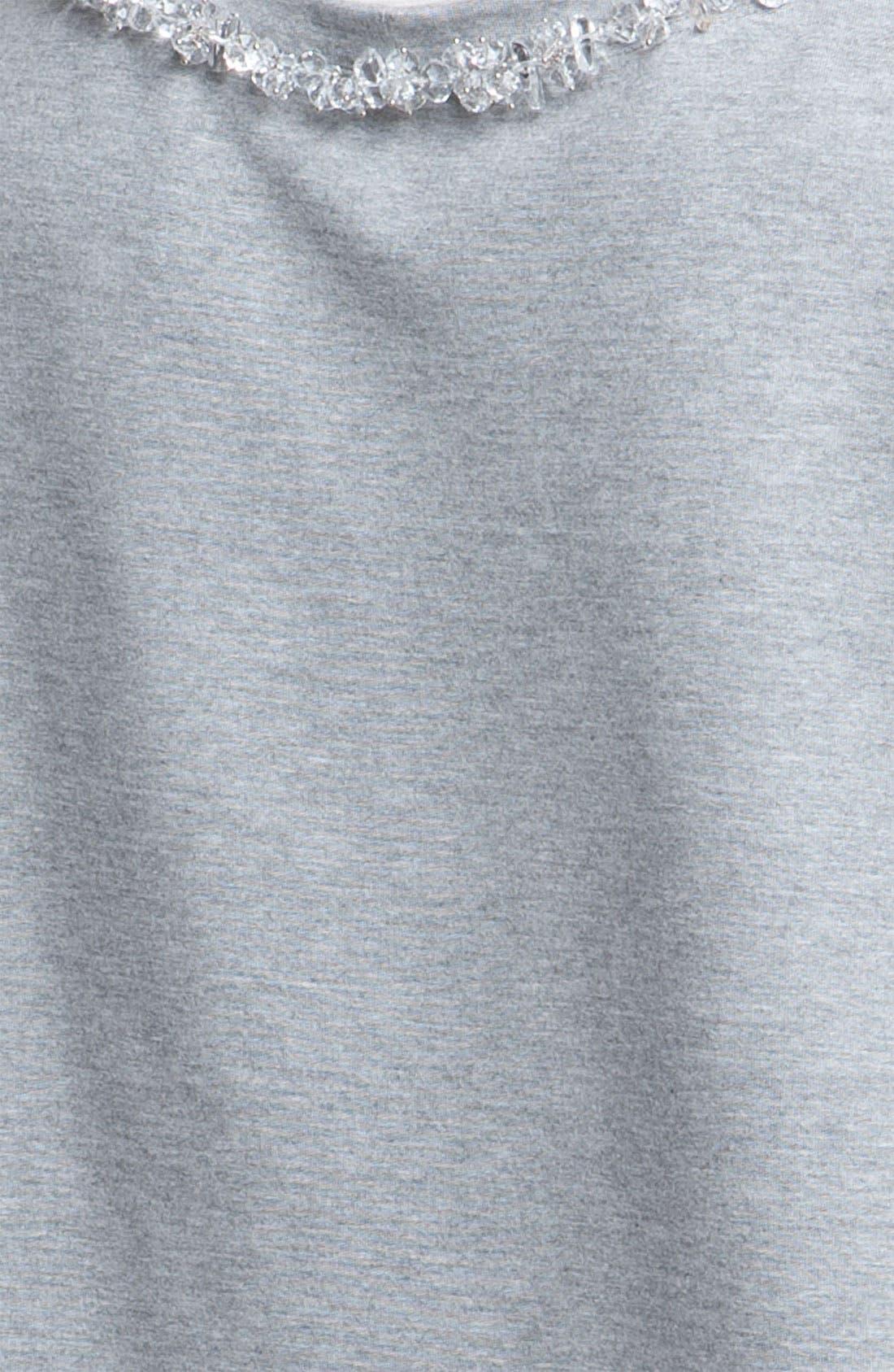 Alternate Image 3  - Robert Rodriguez Embellished Neck Double Layer Top