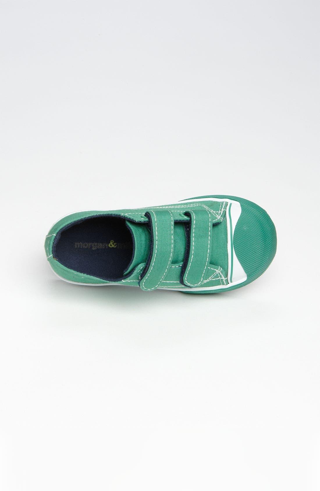 Alternate Image 3  - Morgan & Milo 'Avery II' Sneaker (Walker & Toddler)