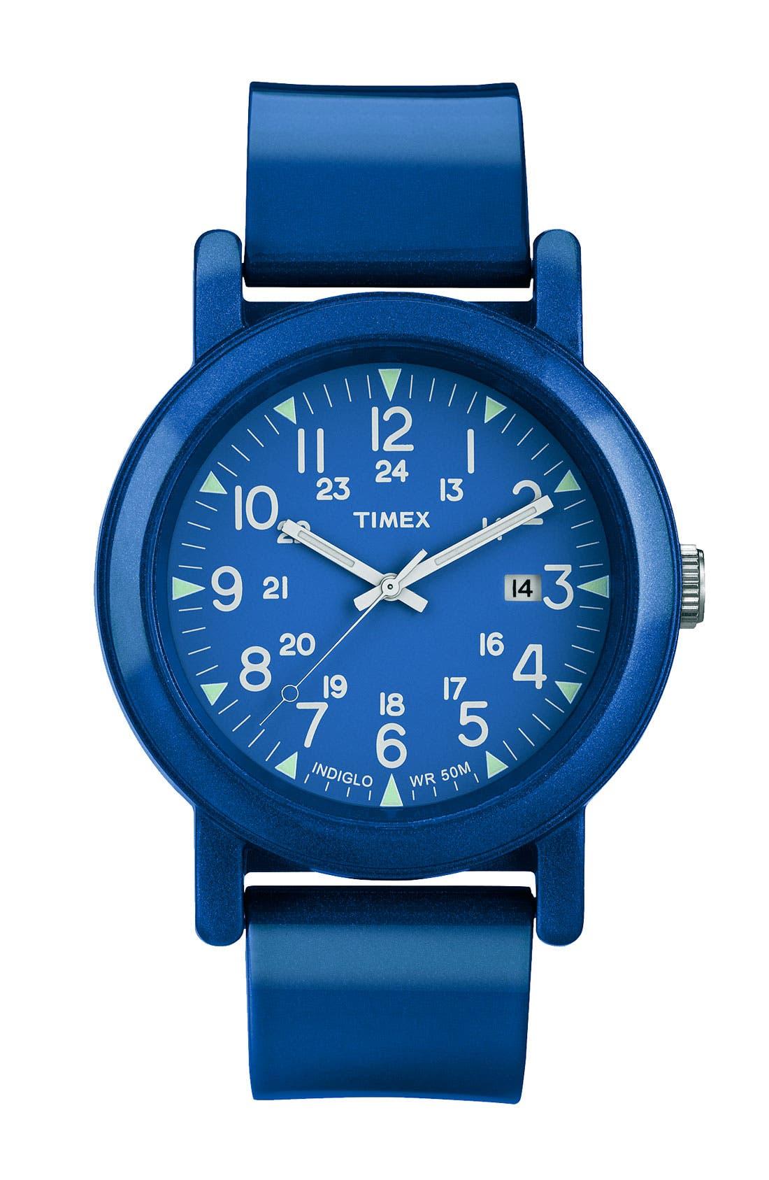 Main Image - Timex® 'Camper' Strap Watch