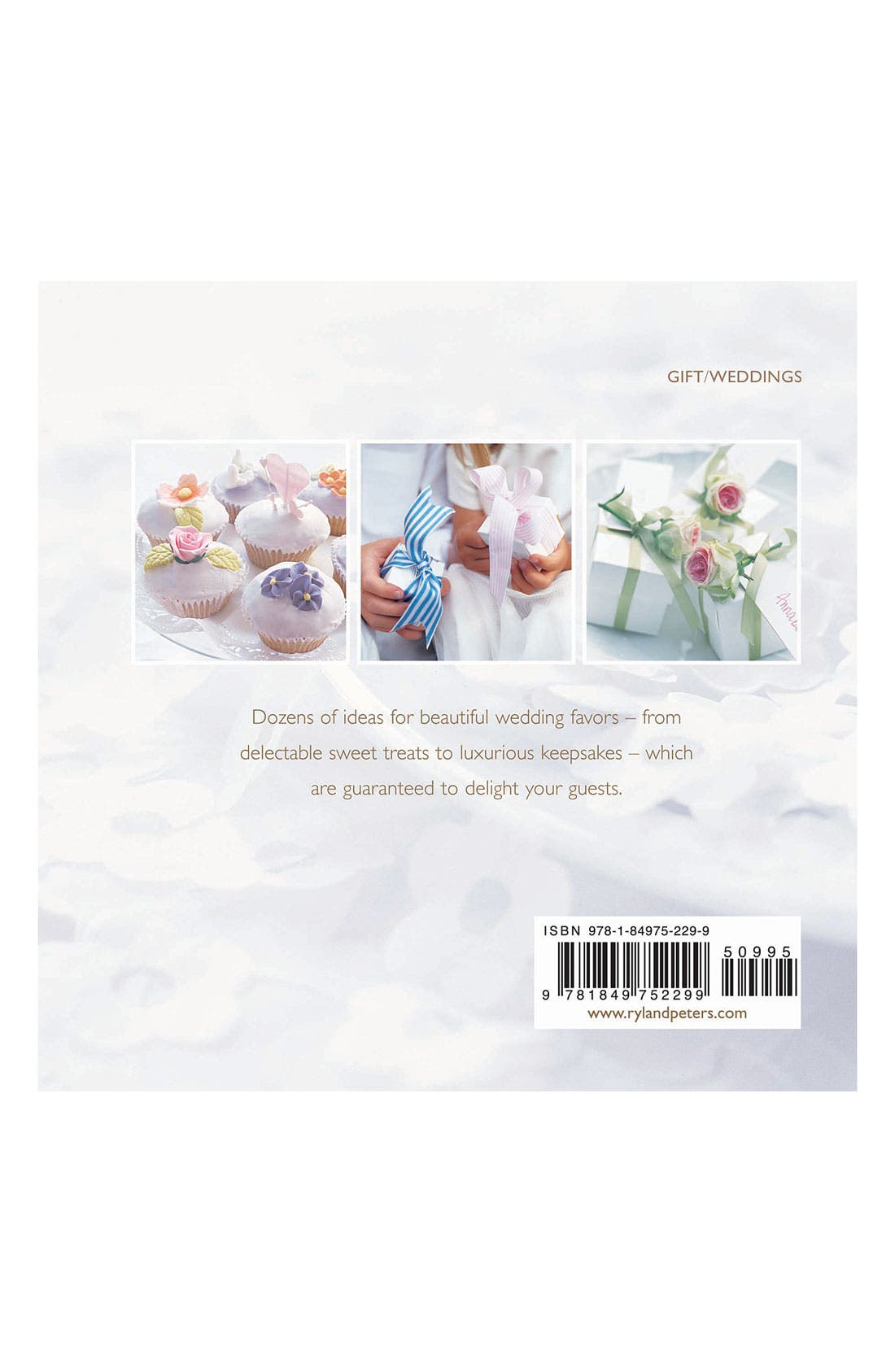 Alternate Image 2  - 'Wedding Favors' Book