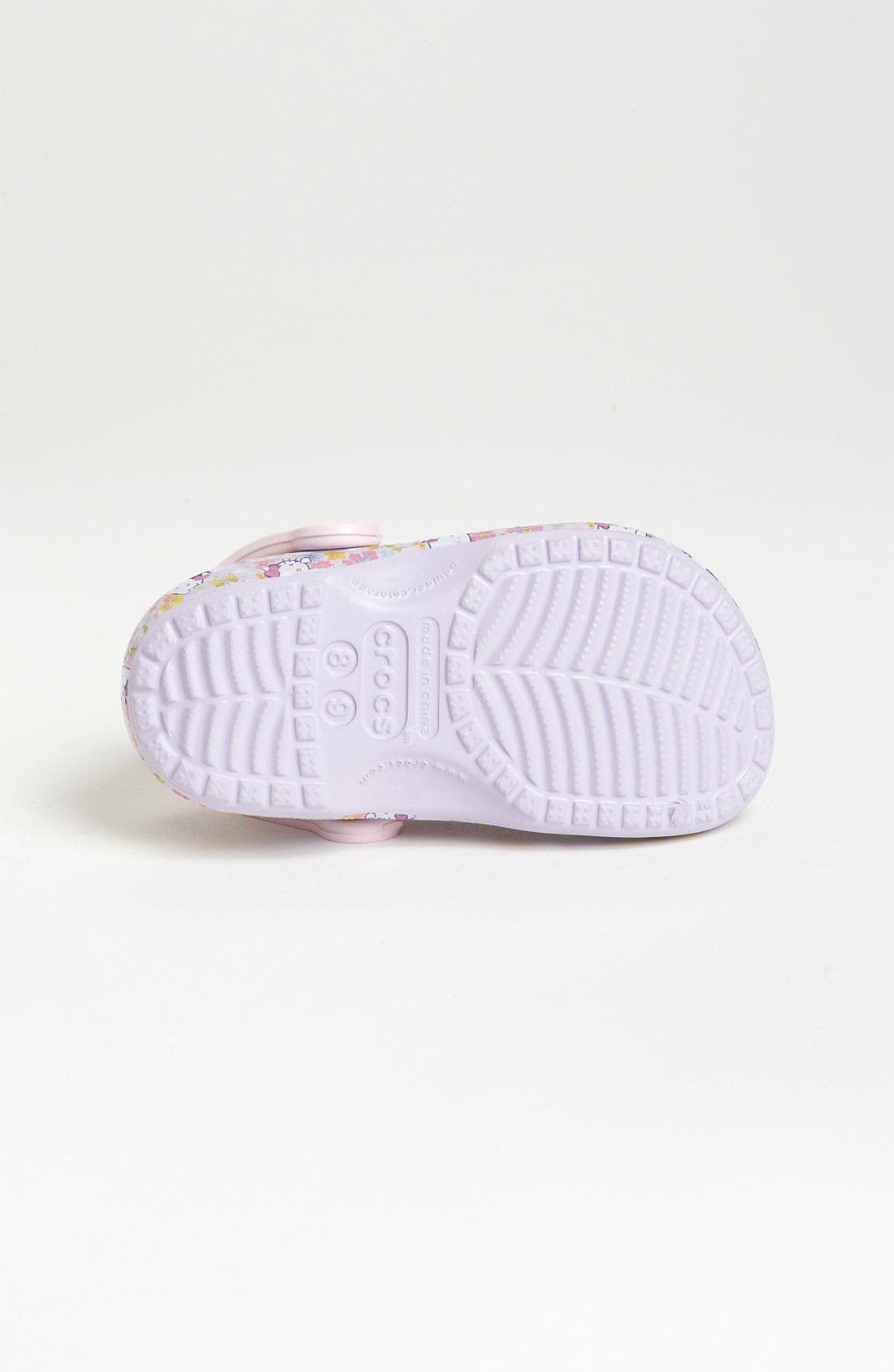 Alternate Image 4  - CROCS™ 'Hello Kitty®' Slip-On (Walker & Toddler)