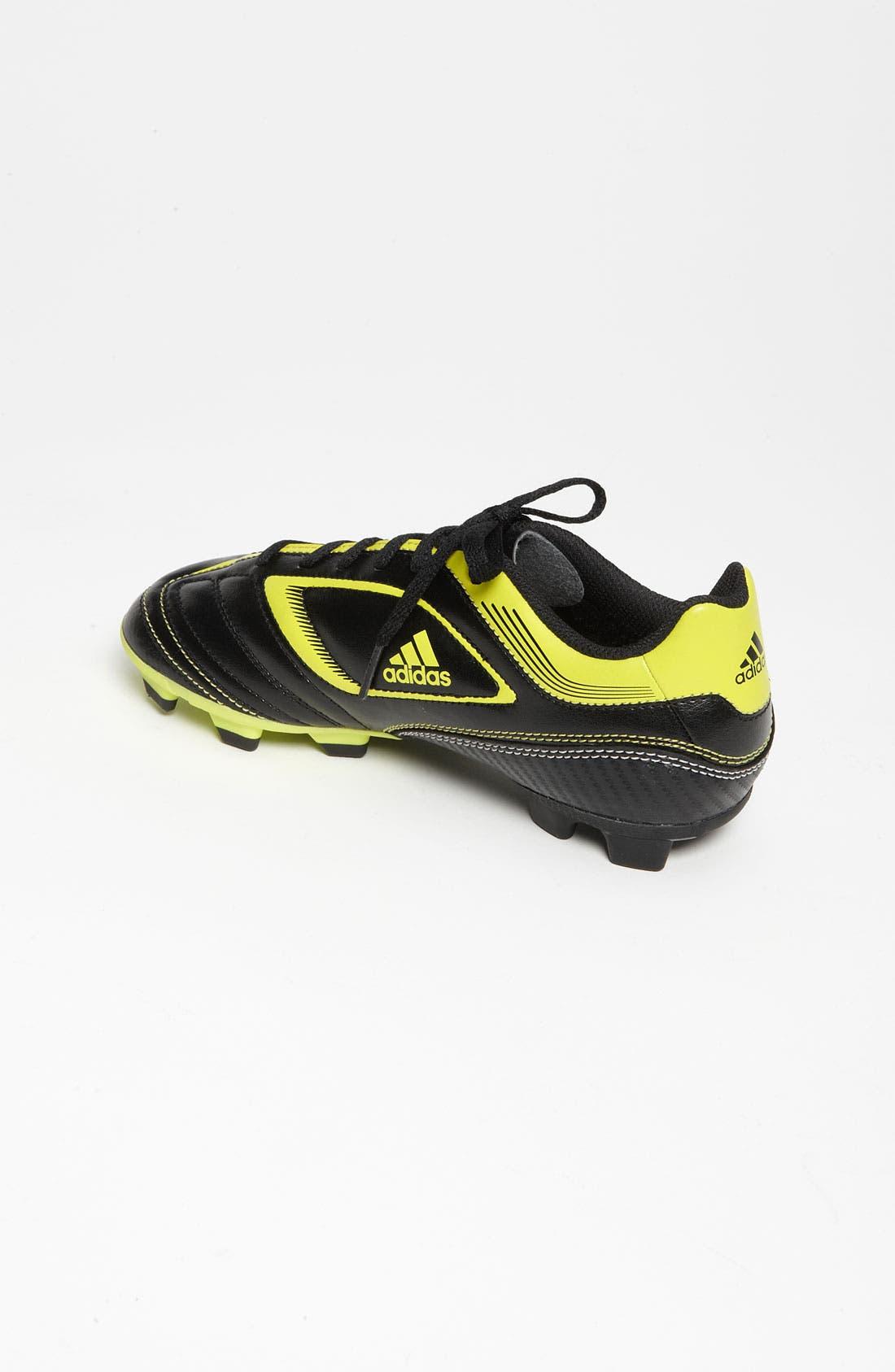 Alternate Image 2  - adidas 'Eziero' Soccer Shoe (Little Kid & Big Kid)