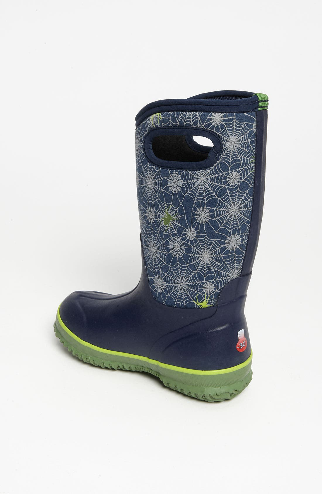 Alternate Image 2  - Bogs 'Classic High - Spider' Waterproof Boot (Toddler, Little Kid & Big Kid)