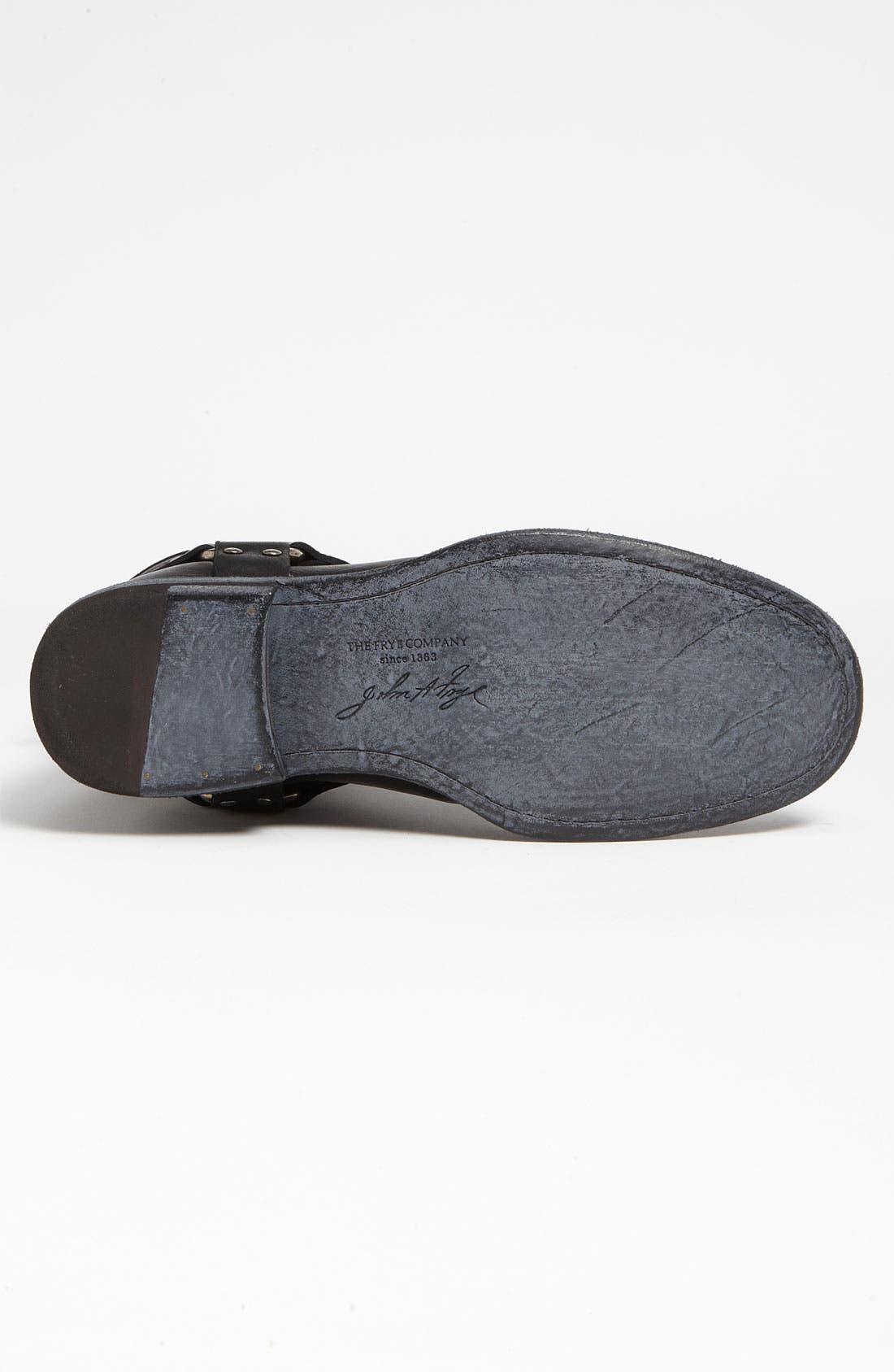 Alternate Image 4  - Frye 'Phillip' Harness Boot (Men)