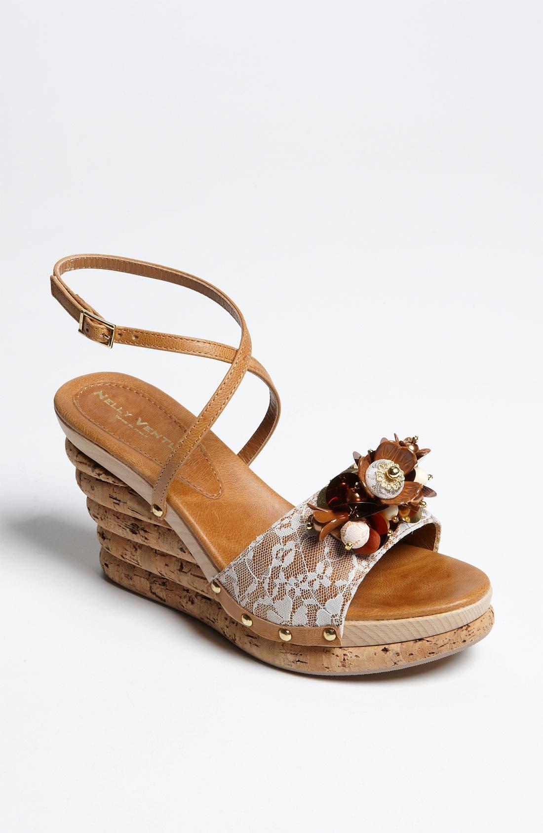 Alternate Image 1 Selected - Nelly Venturi '305 Mod' Sandal