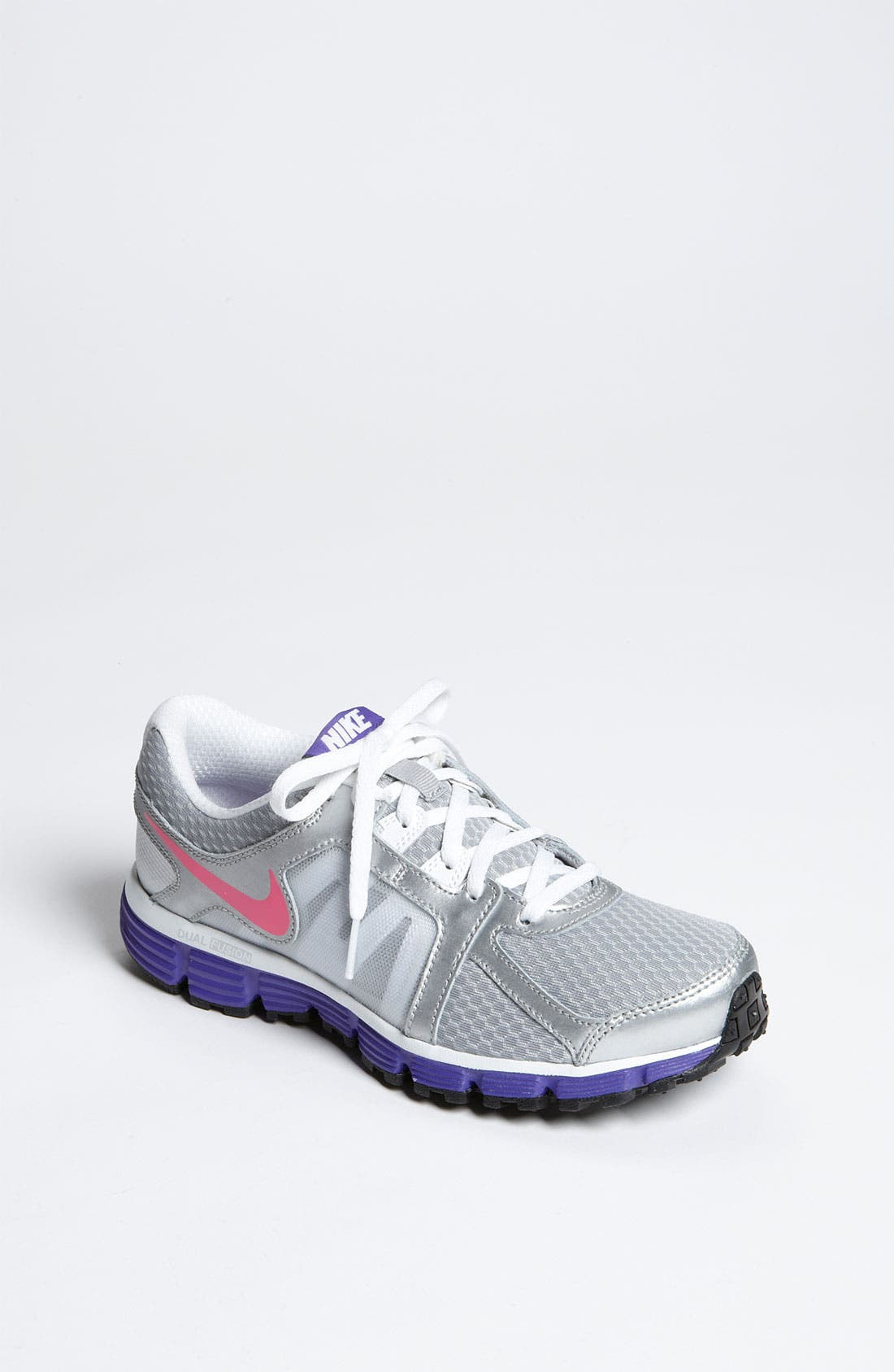 Alternate Image 1 Selected - Nike 'Dual Fusion ST 2' Running Shoe (Toddler, Little Kid & Big Kid)