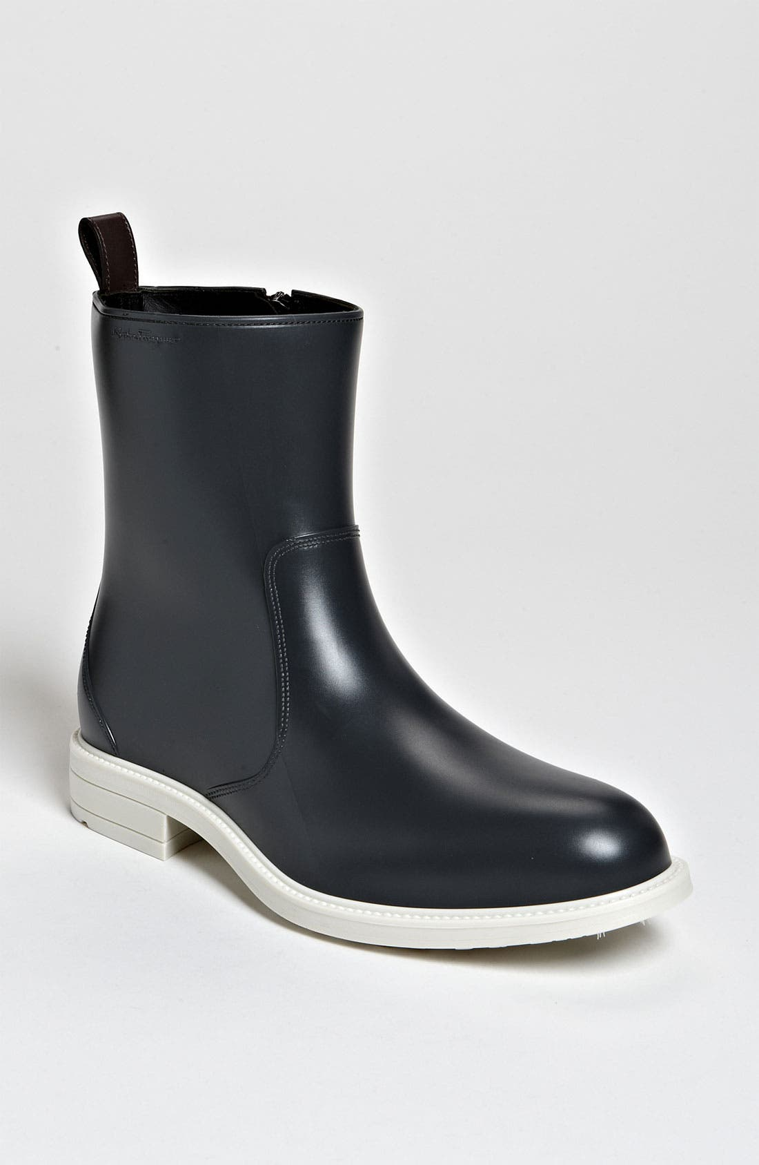Alternate Image 1 Selected - Salvatore Ferragamo 'Baltimora' Rain Boot