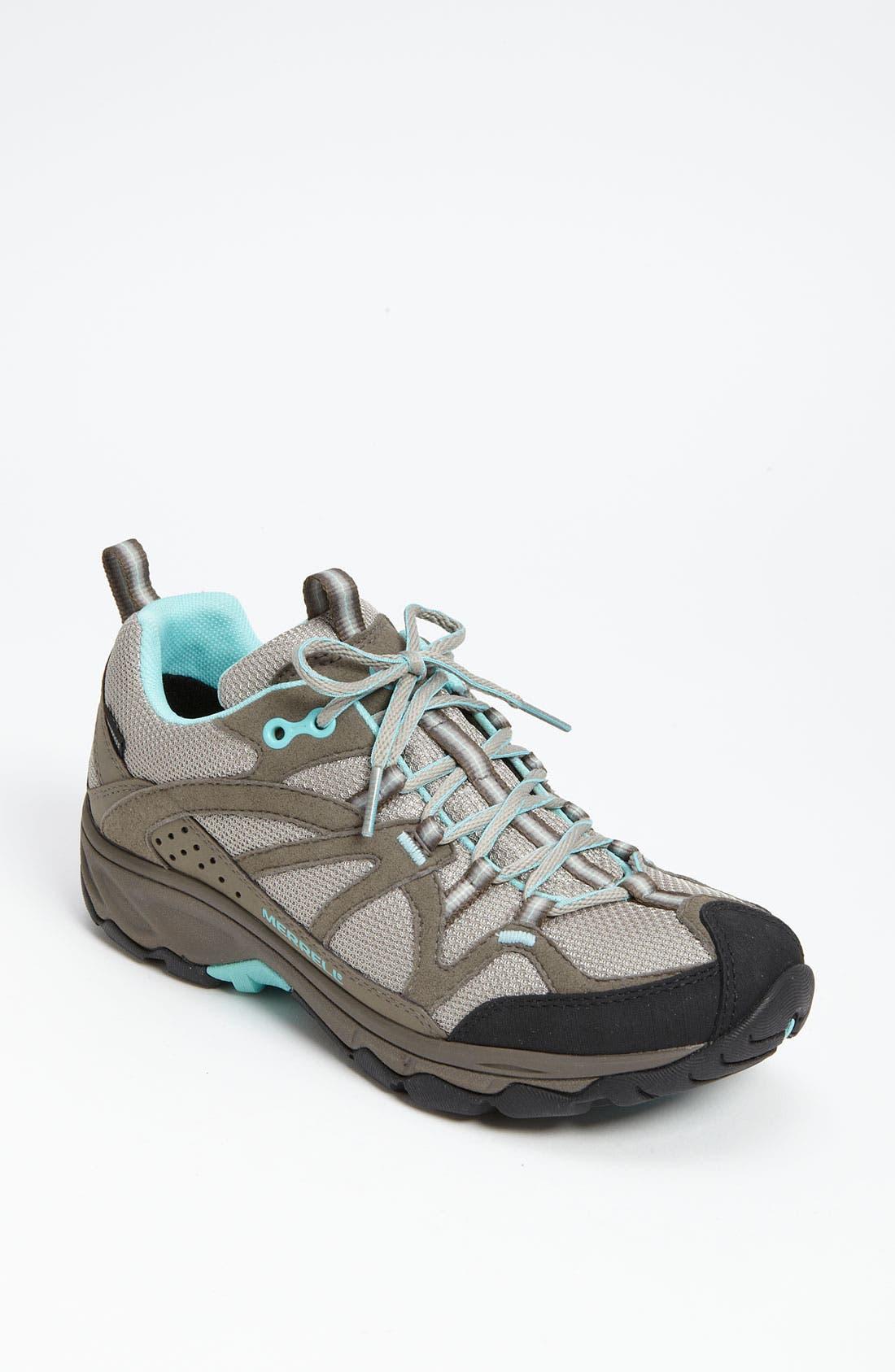 Alternate Image 1 Selected - Merrell 'Calia Waterproof' Hiking Shoe (Women)