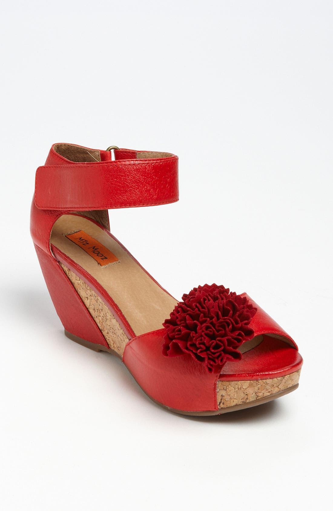 Alternate Image 1 Selected - Miz Mooz 'Yona' Wedge Sandal