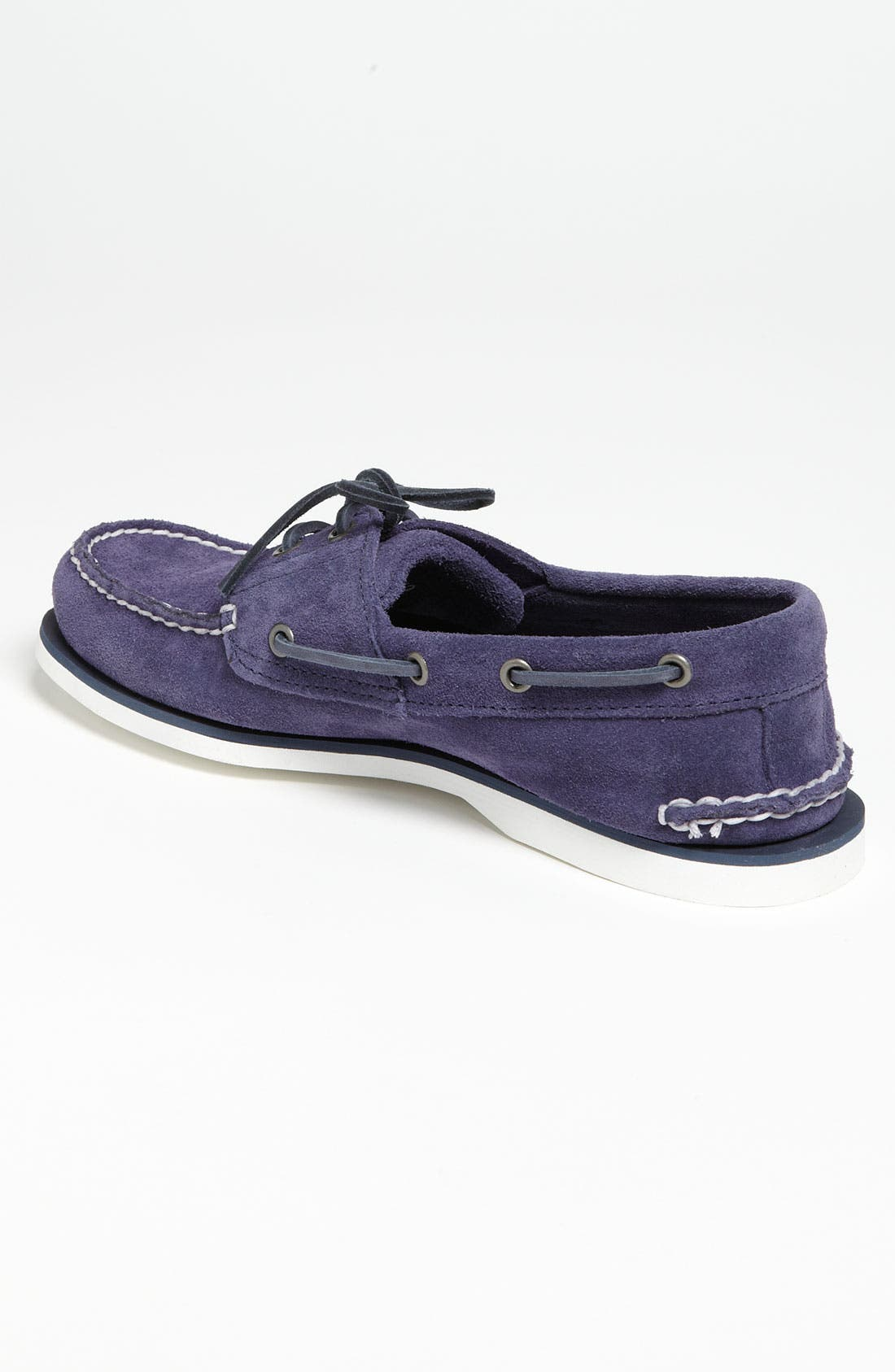 Alternate Image 2  - TIMBERLAND ICON CLASSIC 2-EYE BOAT SHOE