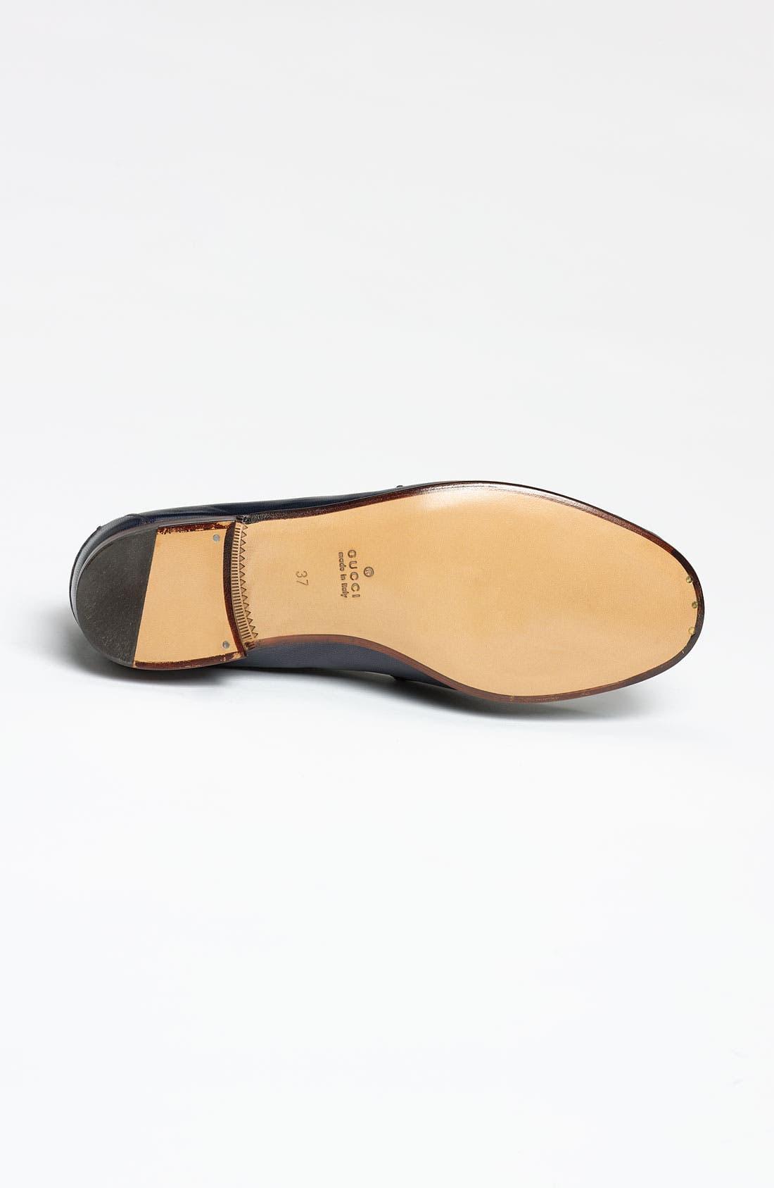 Alternate Image 4  - Gucci 'Clyde' Loafer