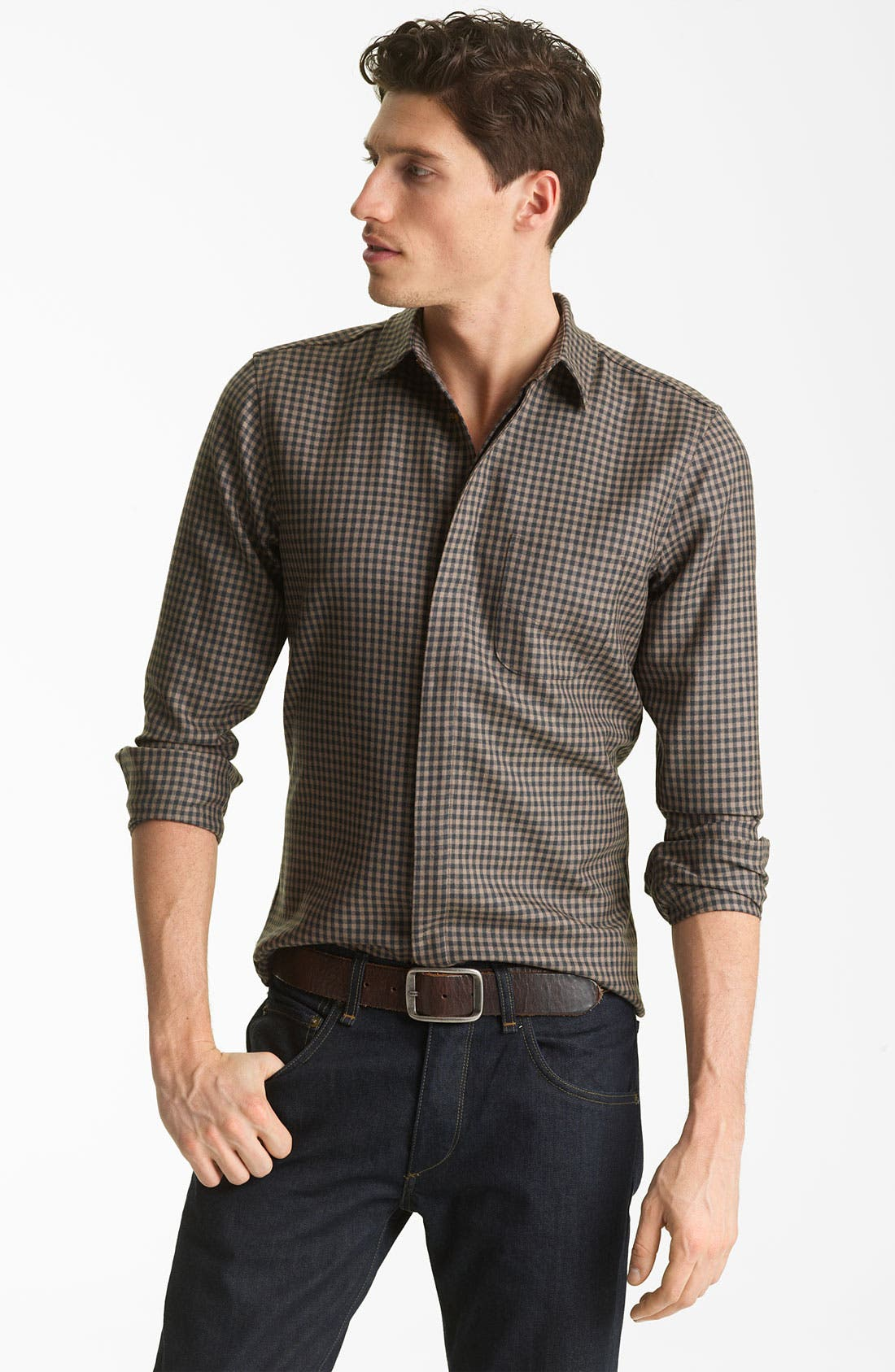 Alternate Image 1 Selected - Pendleton Portland Collection Check Shirt