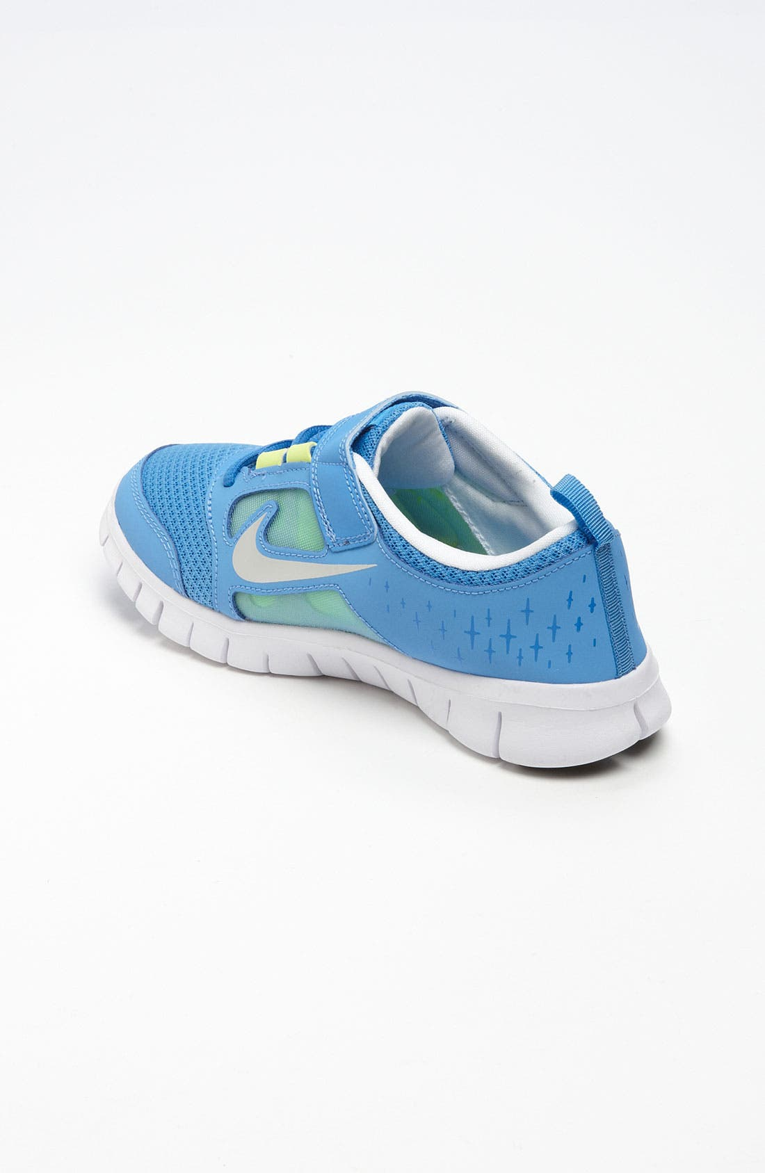 Alternate Image 2  - Nike 'Free Run 3' Sneaker (Baby, Walker, Toddler & Little Kid)